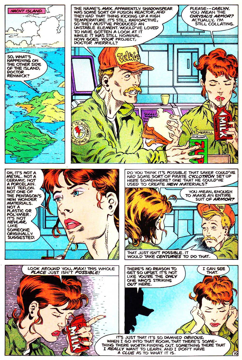 Elementals (1984) issue 10 - Page 14