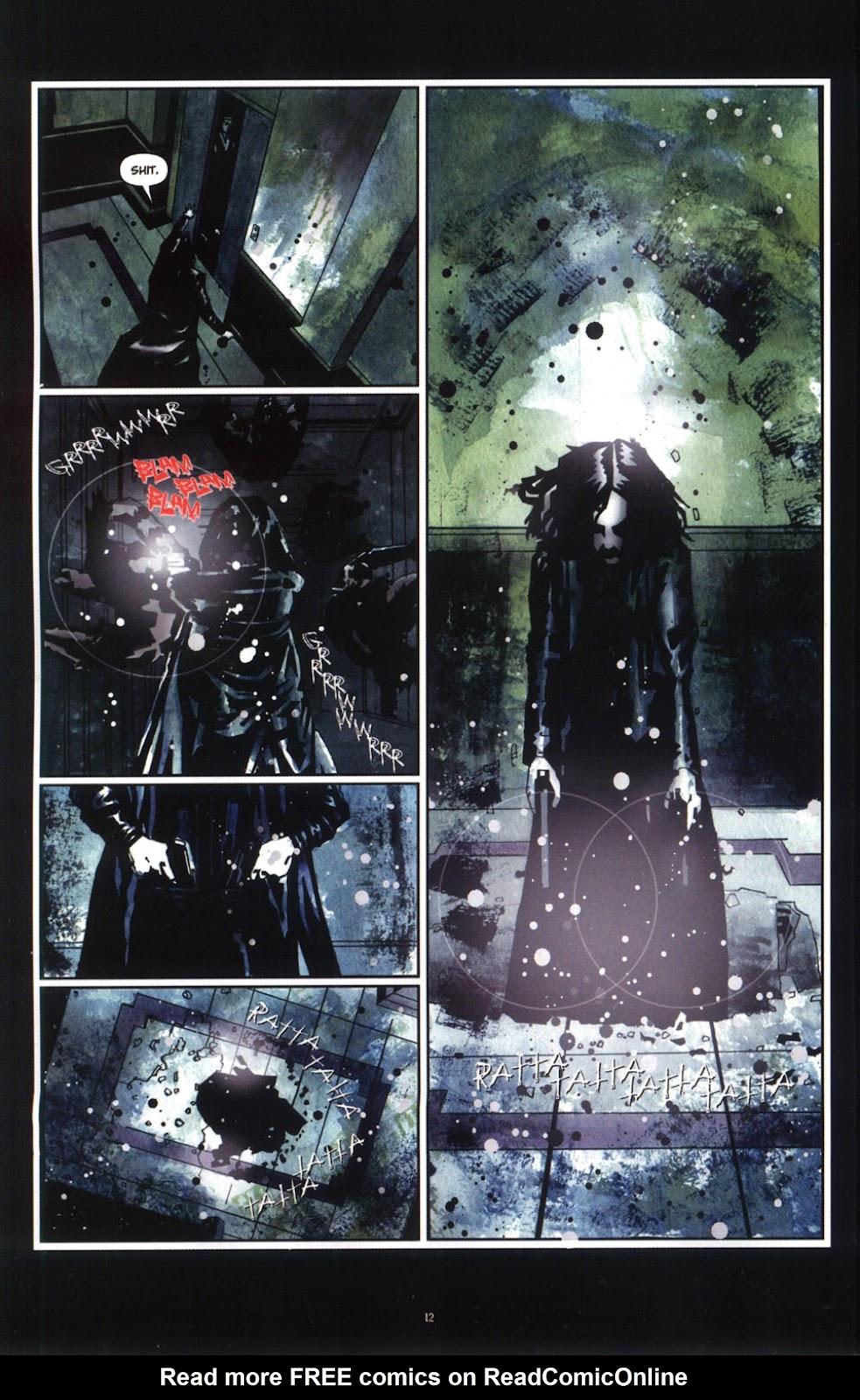 Read online Underworld (2003) comic -  Issue # Full - 14