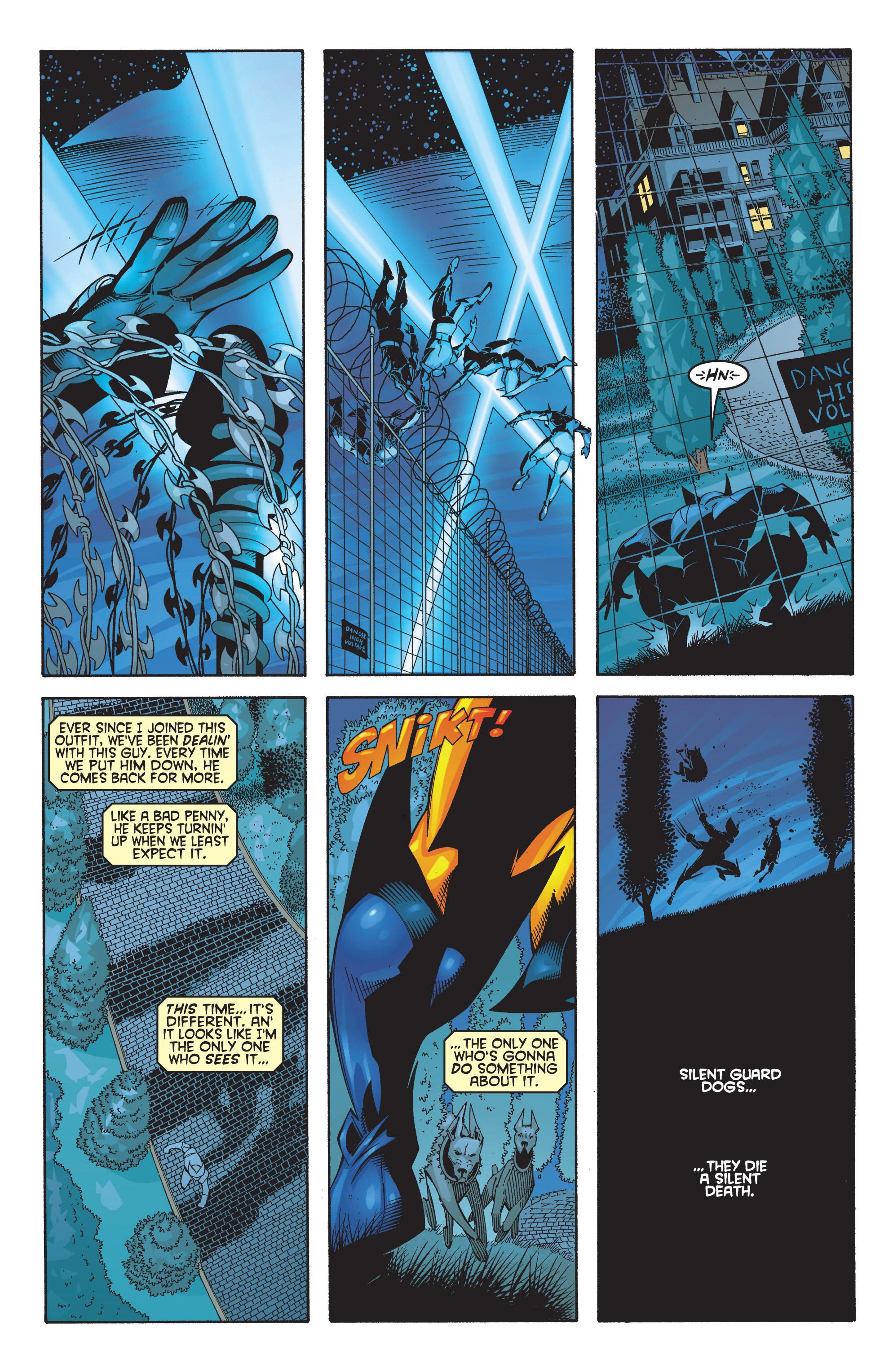 Read online Uncanny X-Men (1963) comic -  Issue #368 - 3