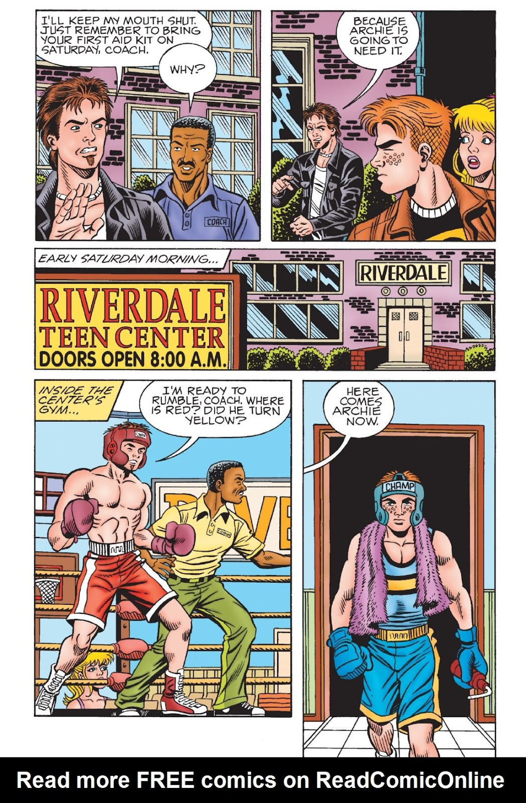 Read online Archie's New Look Series comic -  Issue #1 - 71