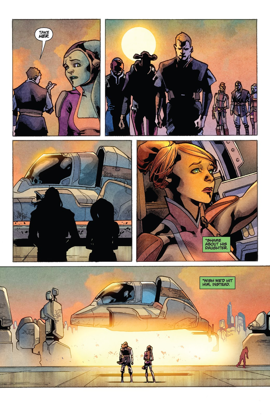 Read online Star Wars Legends: Rise of the Sith - Epic Collection comic -  Issue # TPB 1 (Part 2) - 57