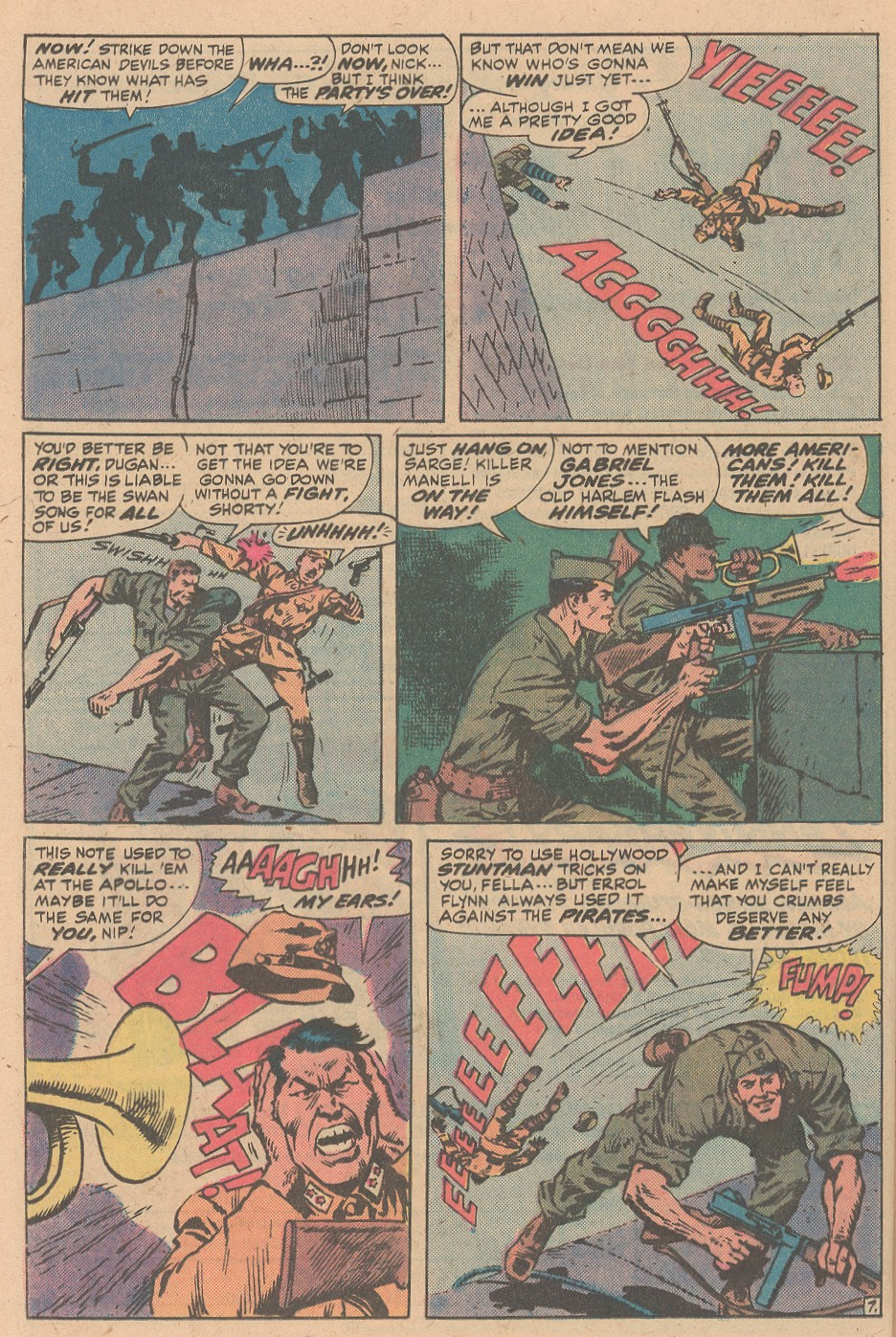 Read online Sgt. Fury comic -  Issue #161 - 12