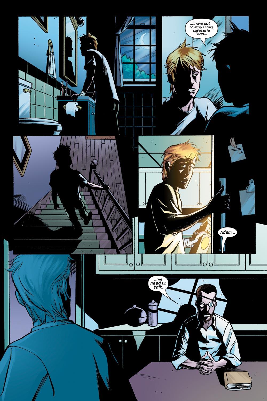 Read online Machine Teen comic -  Issue #3 - 4