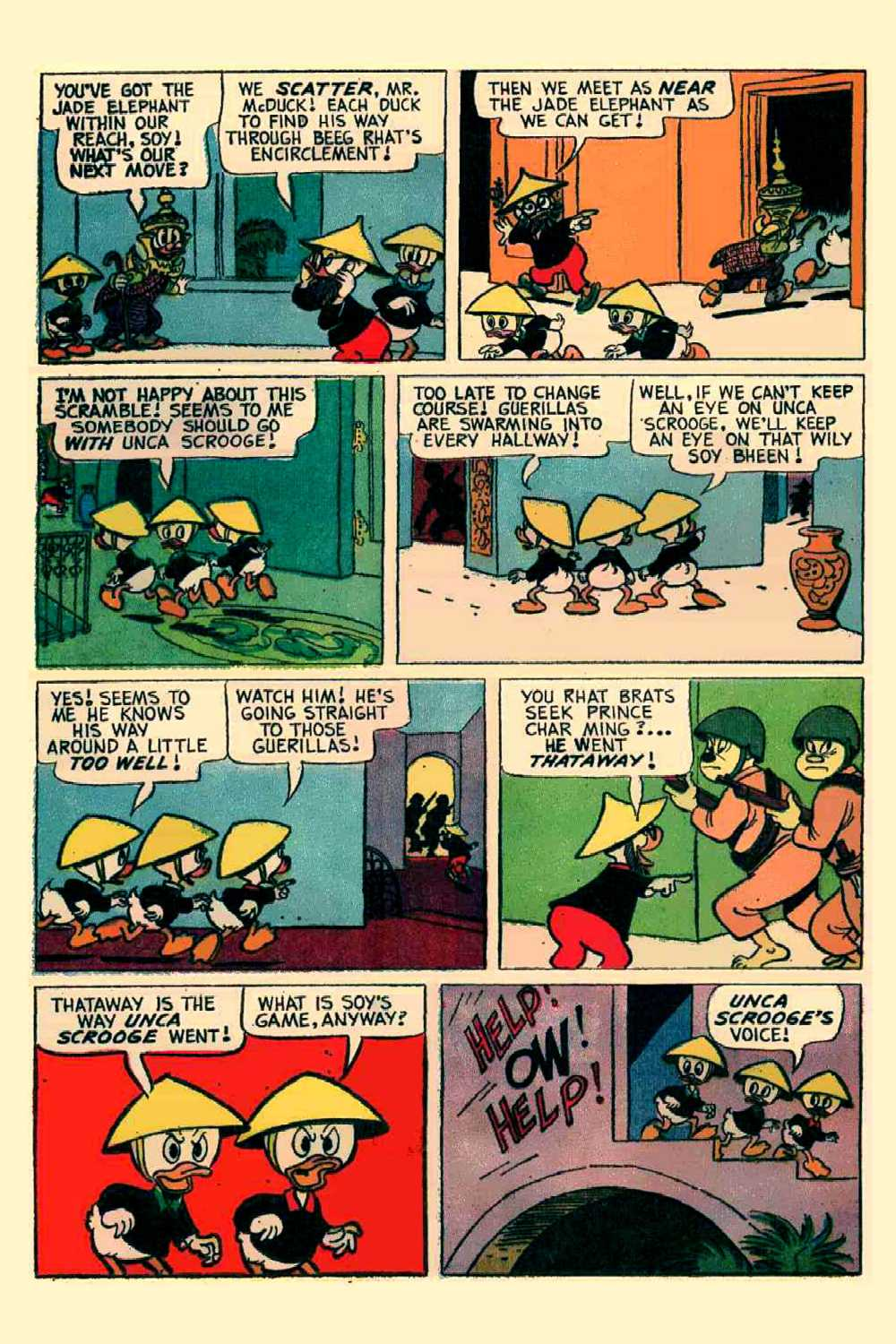 Read online Uncle Scrooge (1953) comic -  Issue #64 - 15