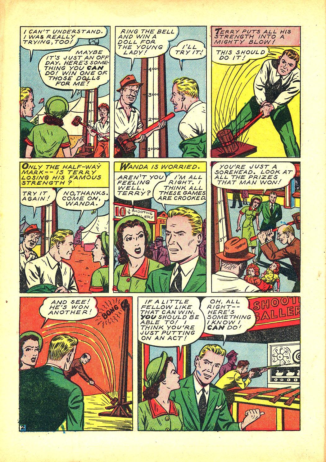 Read online Sensation (Mystery) Comics comic -  Issue #8 - 26