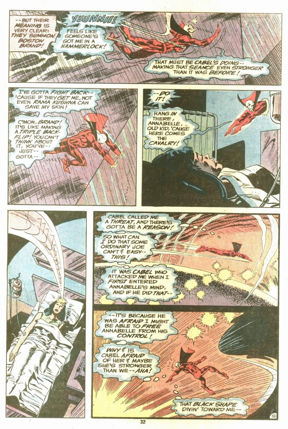Read online Adventure Comics (1938) comic -  Issue #464 - 32