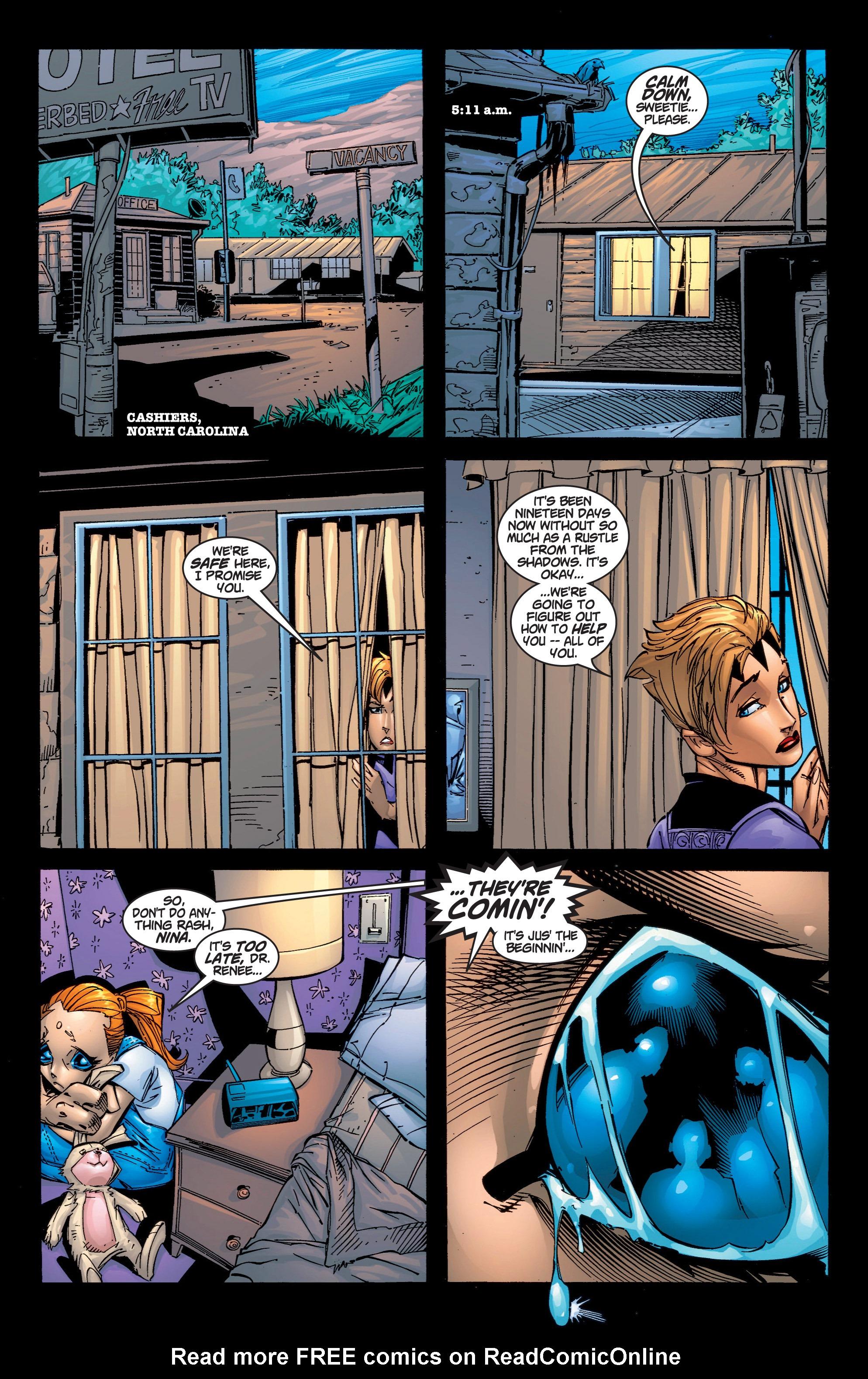 Read online Uncanny X-Men (1963) comic -  Issue #372 - 2