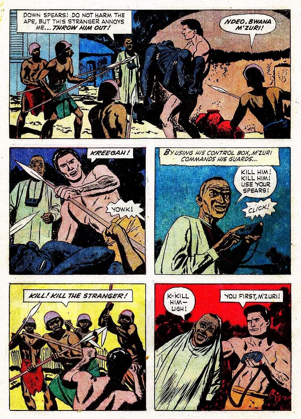 Tarzan (1962) issue 139 - Page 16