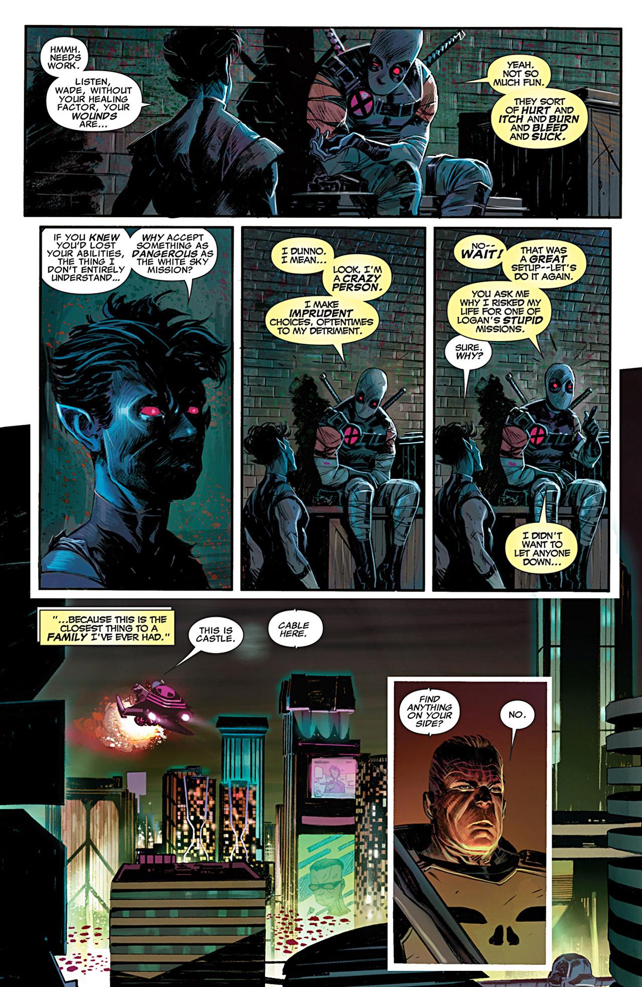 Uncanny X-Force (2010) #28 #30 - English 11