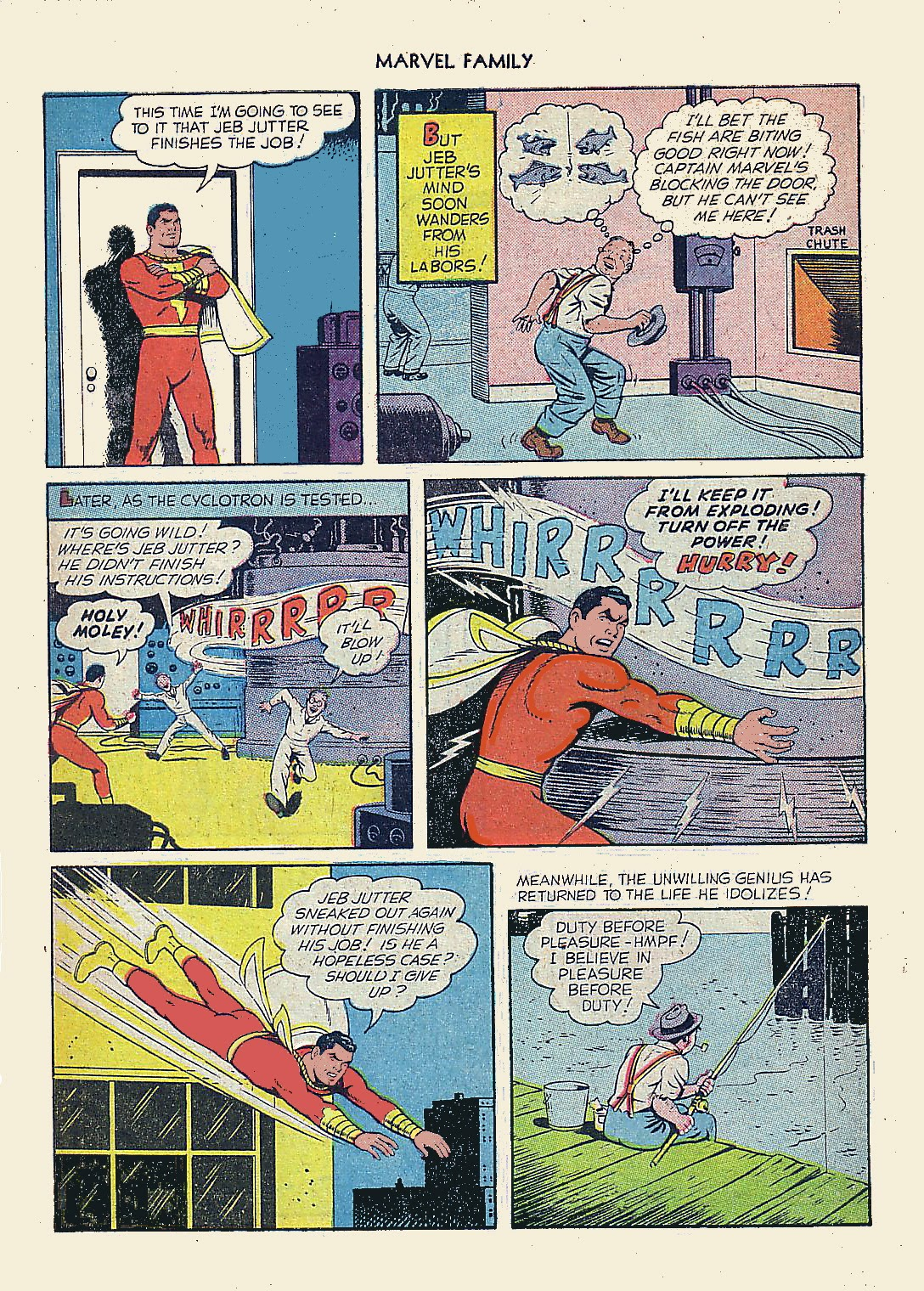 The Marvel Family issue 61 - Page 30