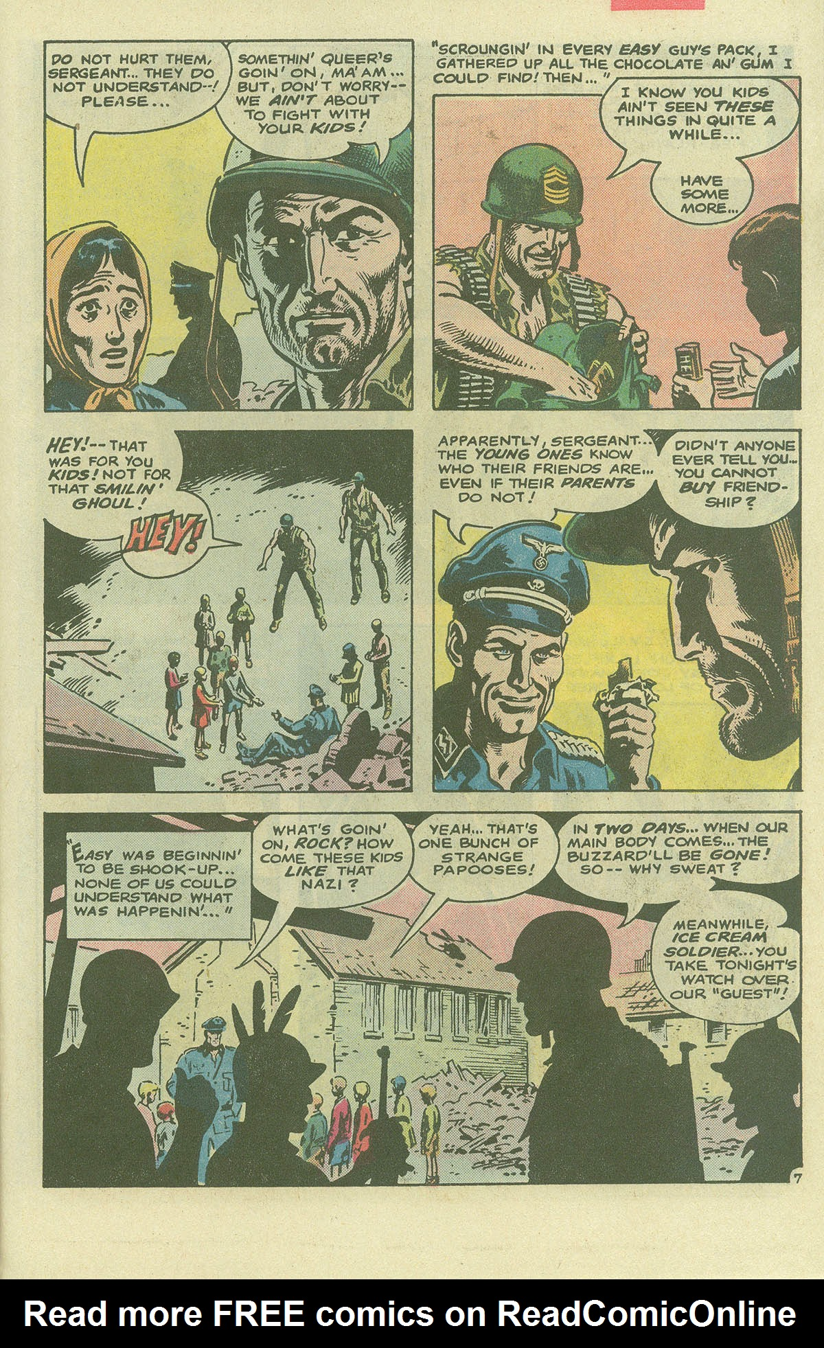 Read online Sgt. Rock comic -  Issue #396 - 24