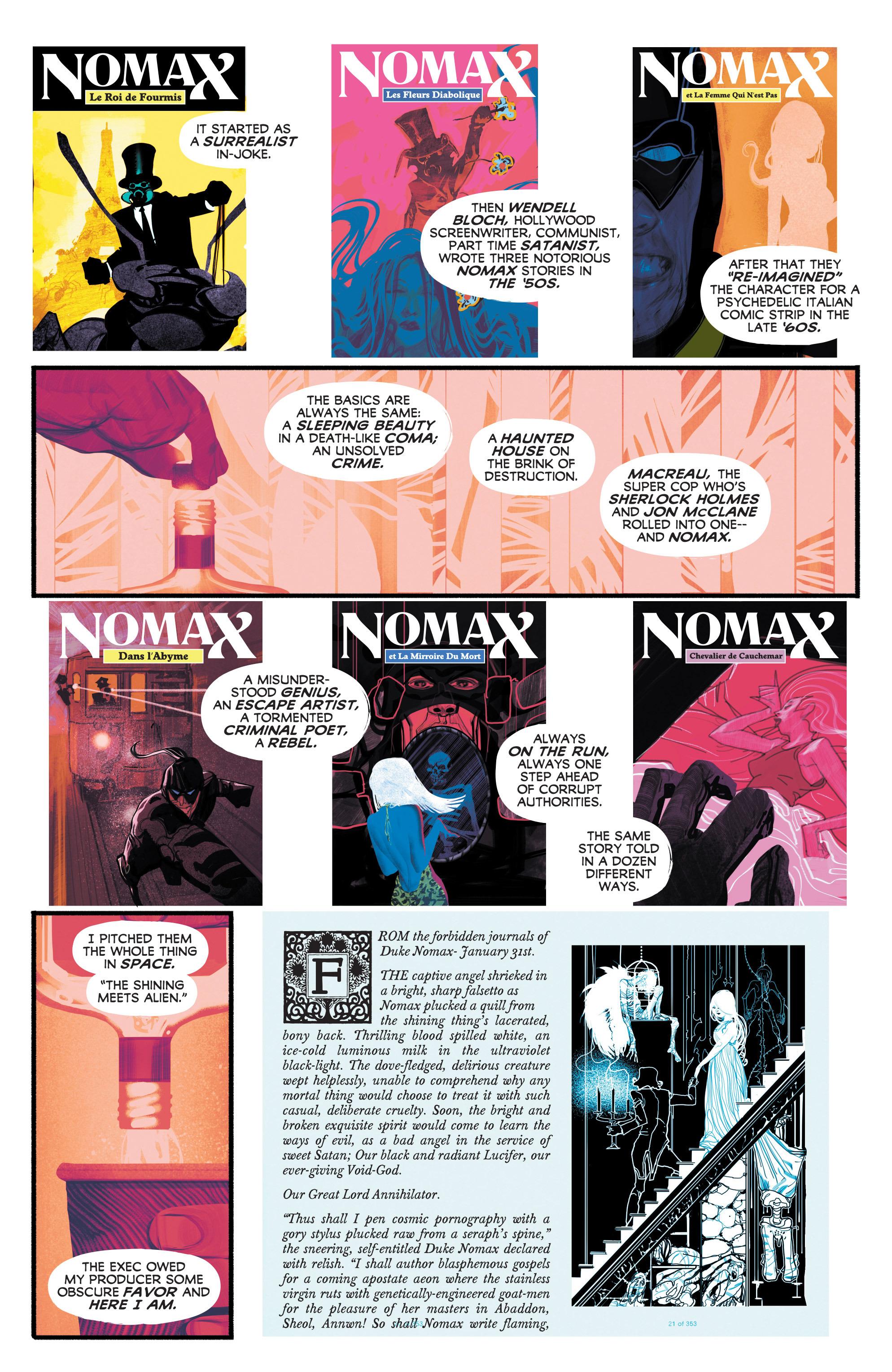 Read online Annihilator comic -  Issue #3 - 19