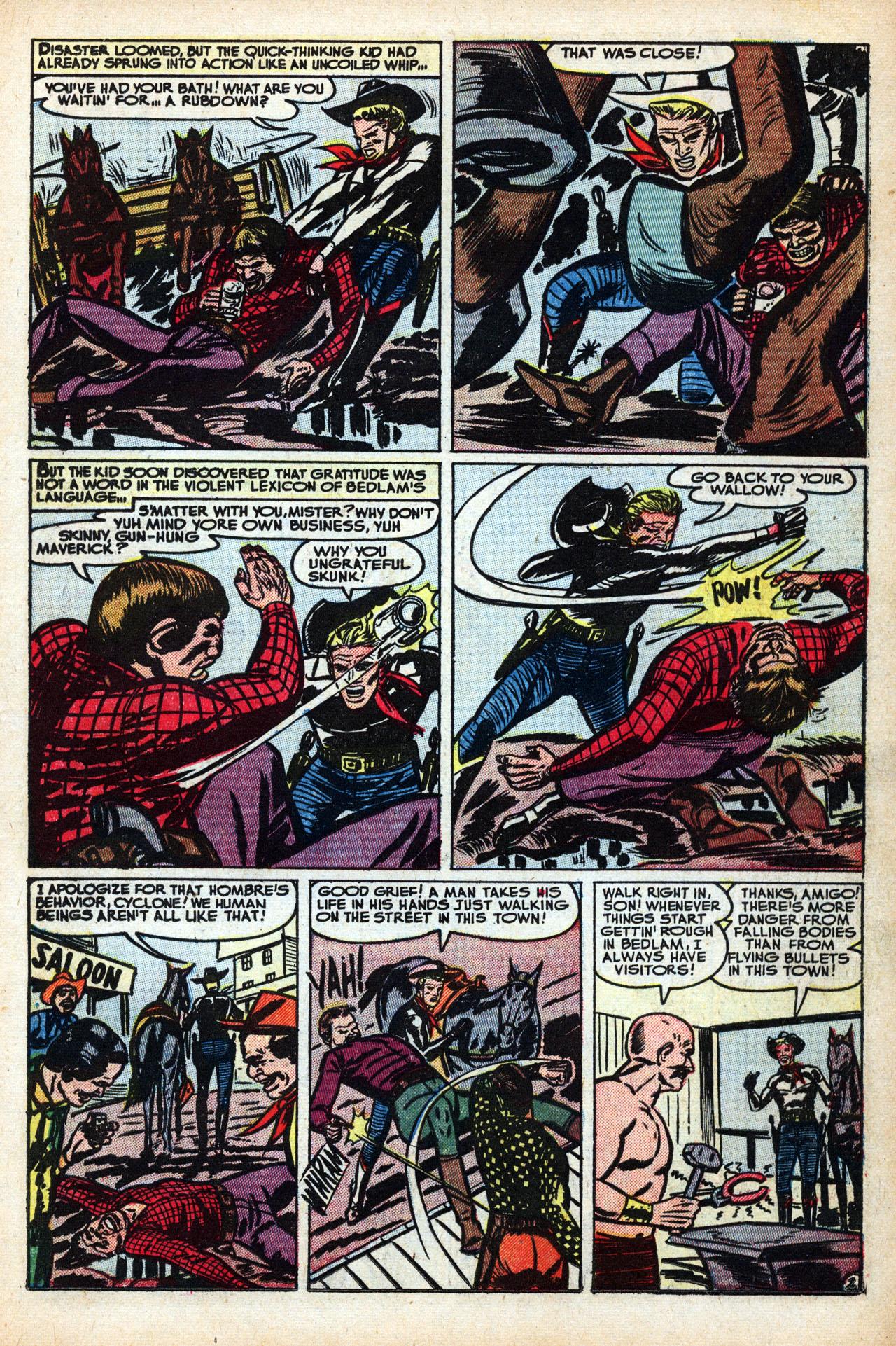 Read online Two-Gun Kid comic -  Issue #15 - 11
