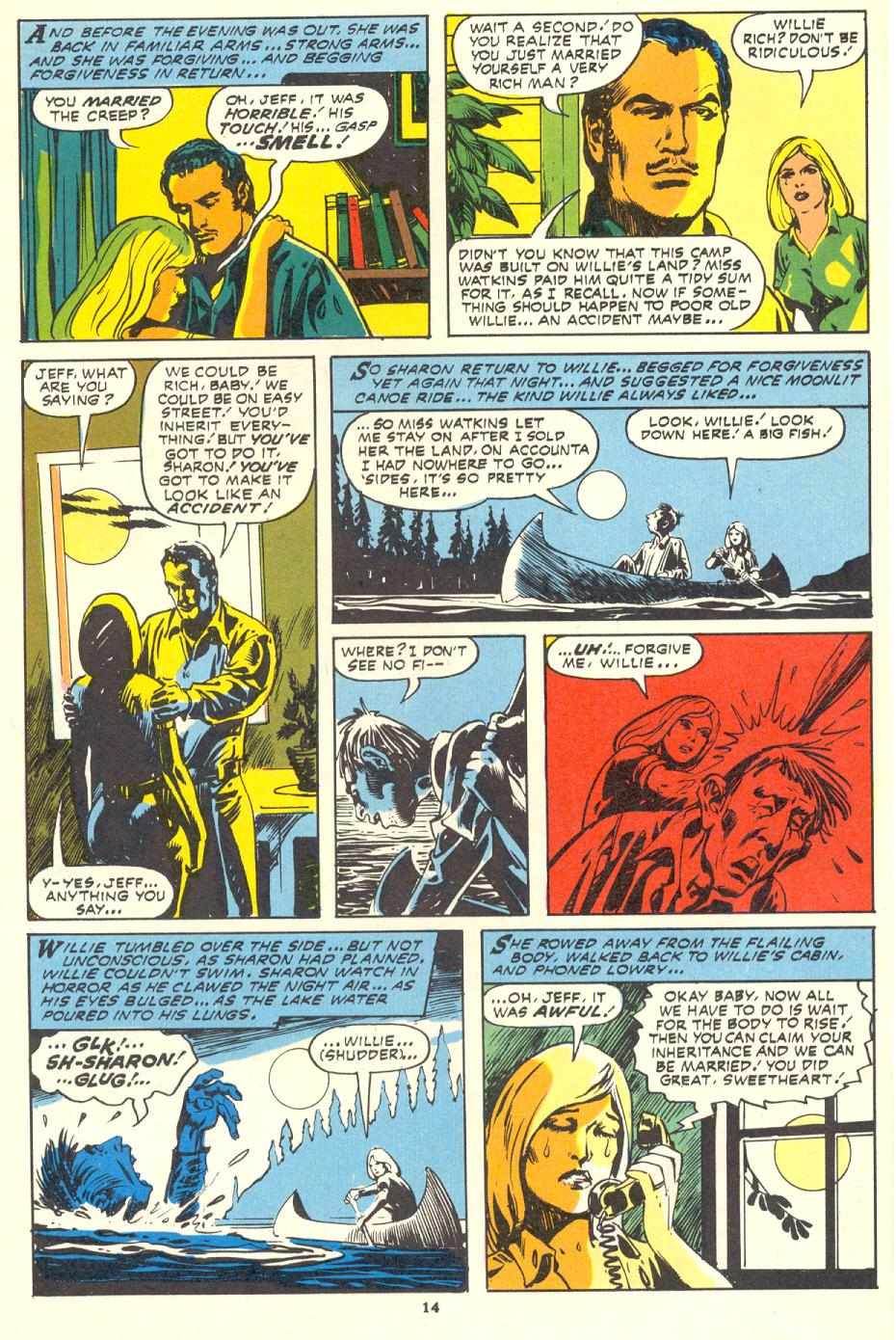 Read online Twisted Tales (1982) comic -  Issue #1 - 15