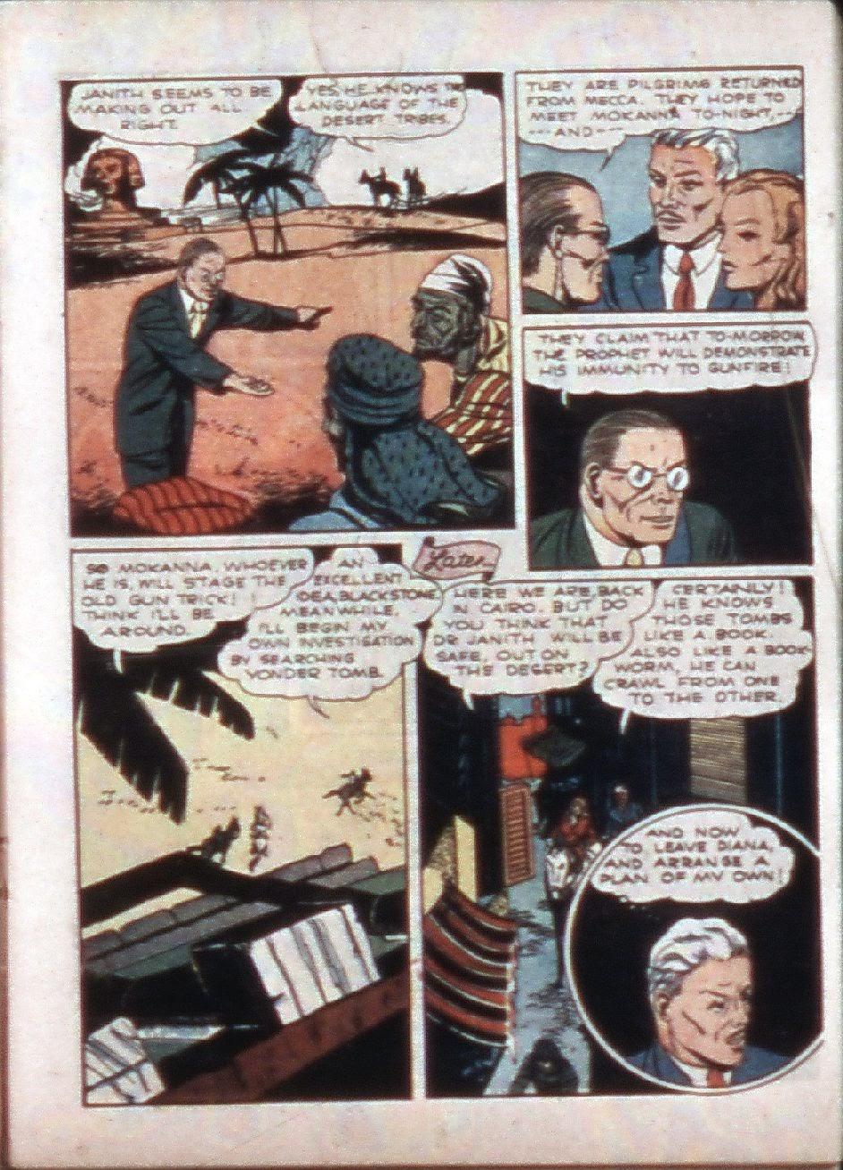 Read online Super-Magician Comics comic -  Issue #3 - 25