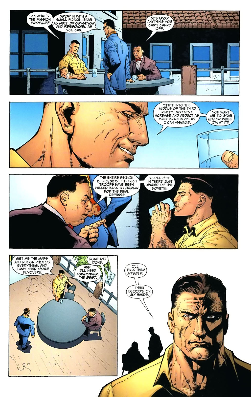 Read online Team Zero comic -  Issue #1 - 18