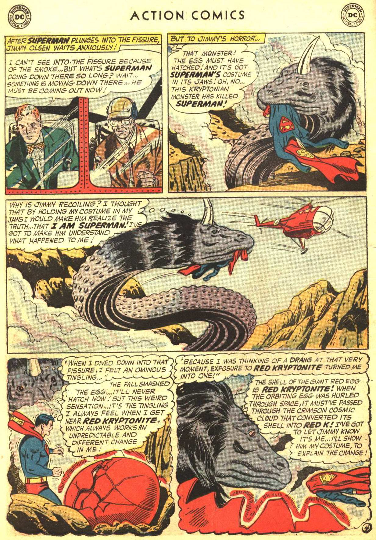Action Comics (1938) 303 Page 4