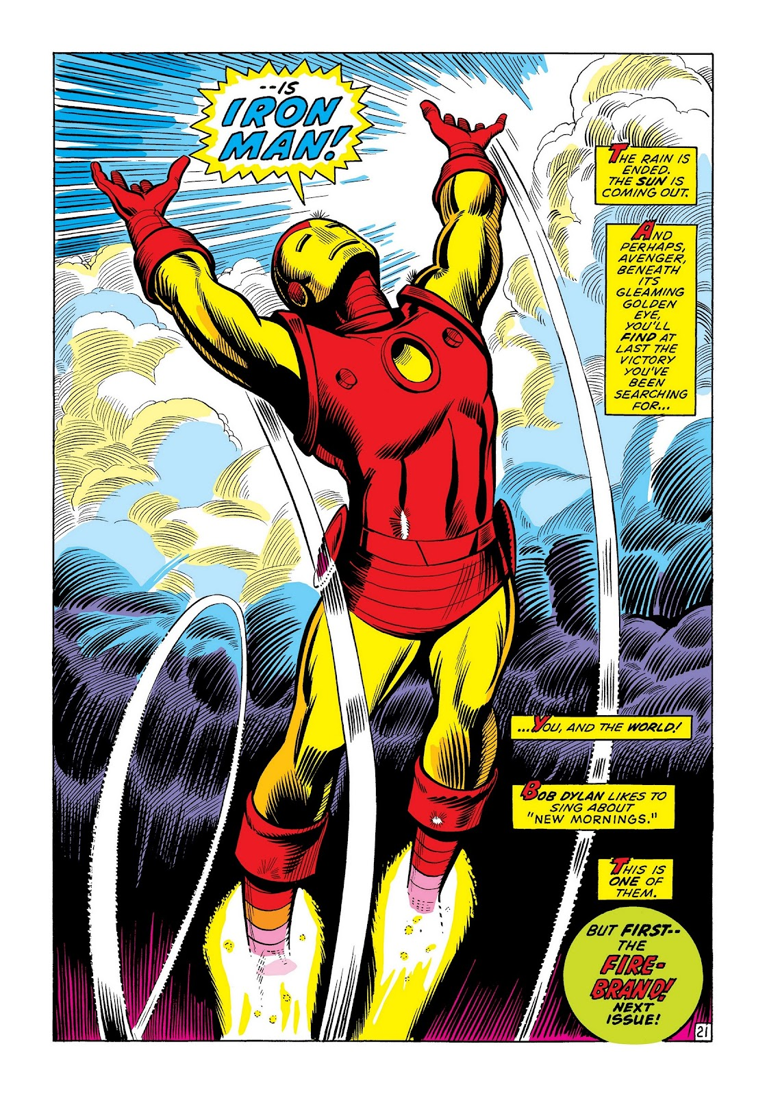 Read online Marvel Masterworks: The Invincible Iron Man comic -  Issue # TPB 8 (Part 2) - 87
