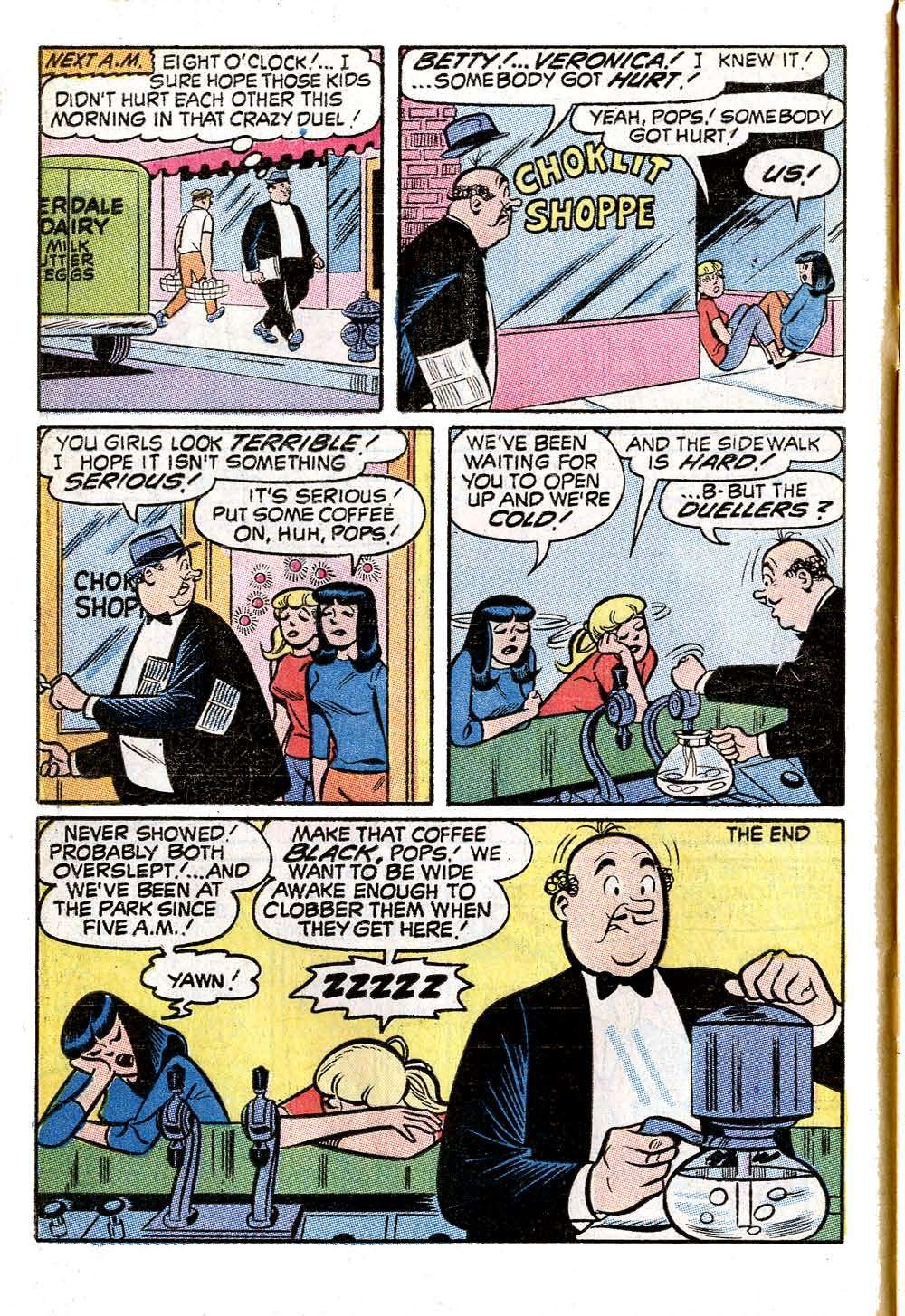 Read online Archie (1960) comic -  Issue #205 - 8
