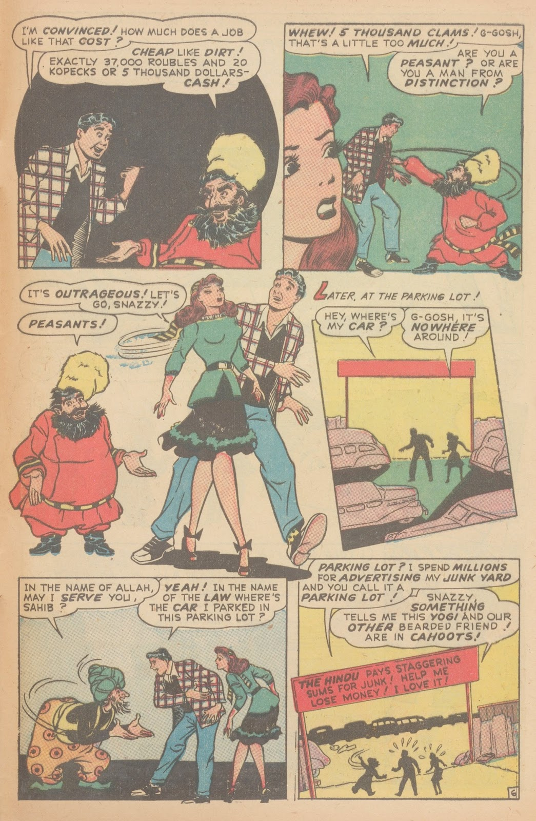 Read online Nellie The Nurse (1945) comic -  Issue #11 - 47