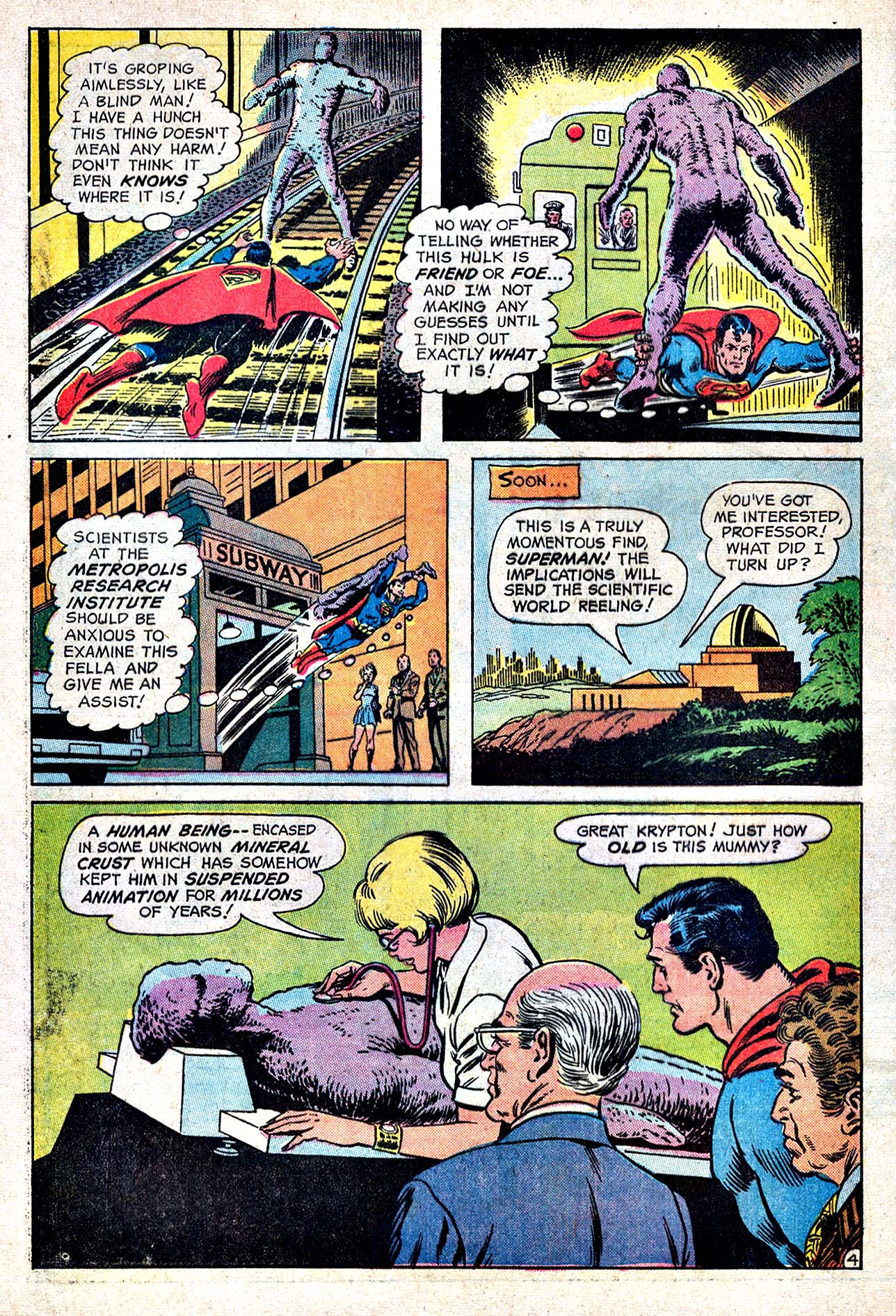 Read online Action Comics (1938) comic -  Issue #412 - 7
