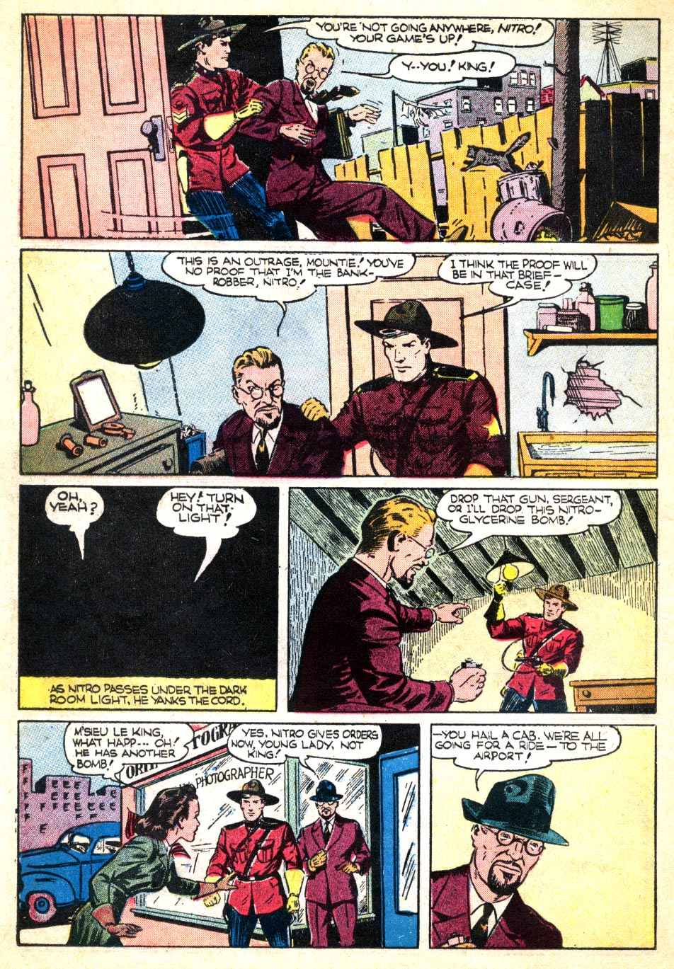 Four Color Comics issue 283 - Page 22