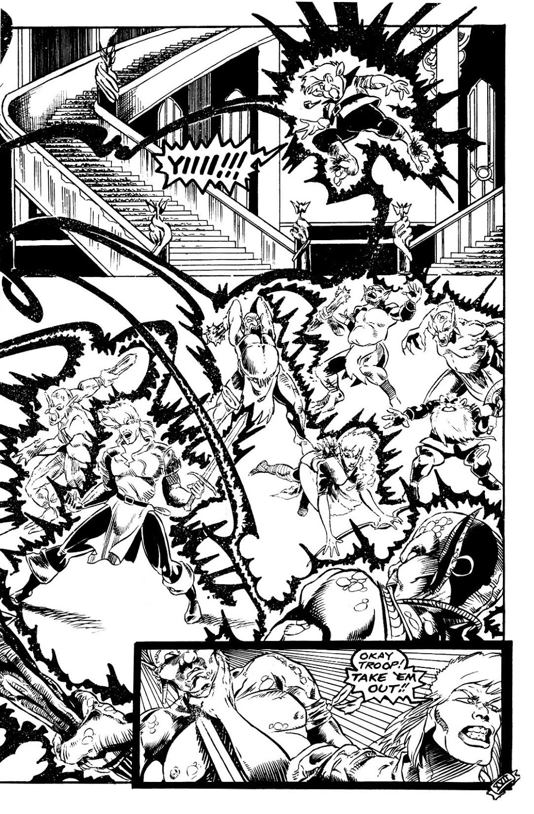 The Realm (1986) issue 20 - Page 21