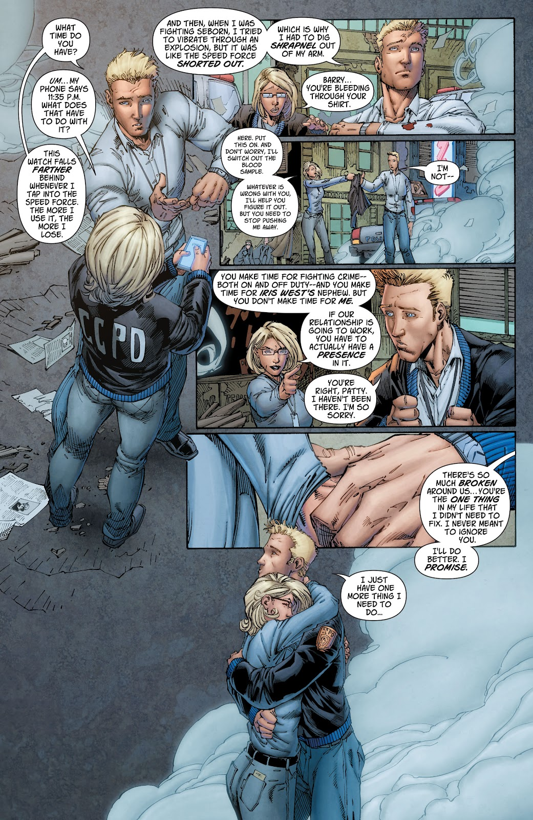Read online The Flash (2011) comic -  Issue # _TPB 6 (Part 2) - 31