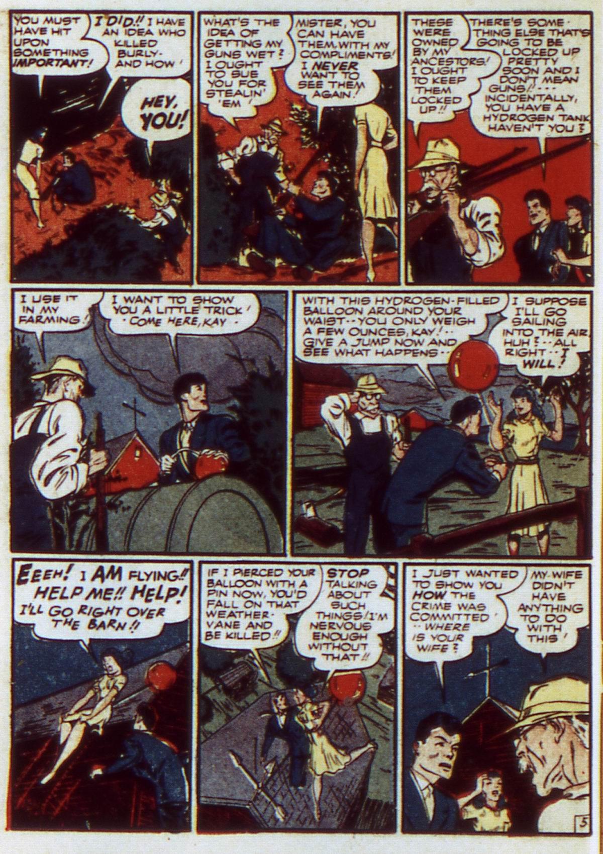 Detective Comics (1937) 61 Page 27