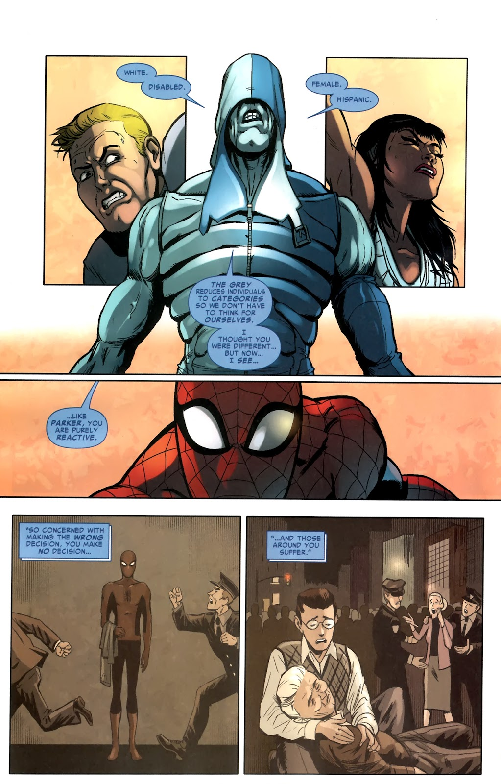 Web of Spider-Man (2009) Issue #9 #9 - English 14