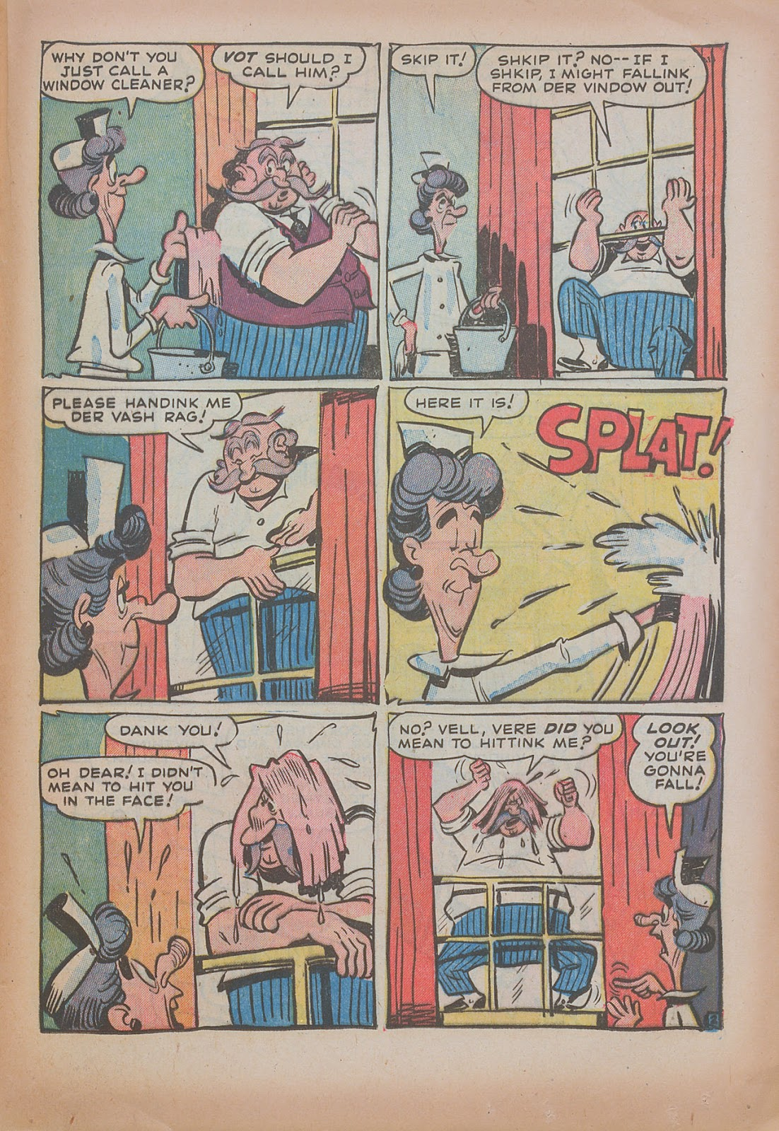Read online Nellie The Nurse (1945) comic -  Issue #31 - 21