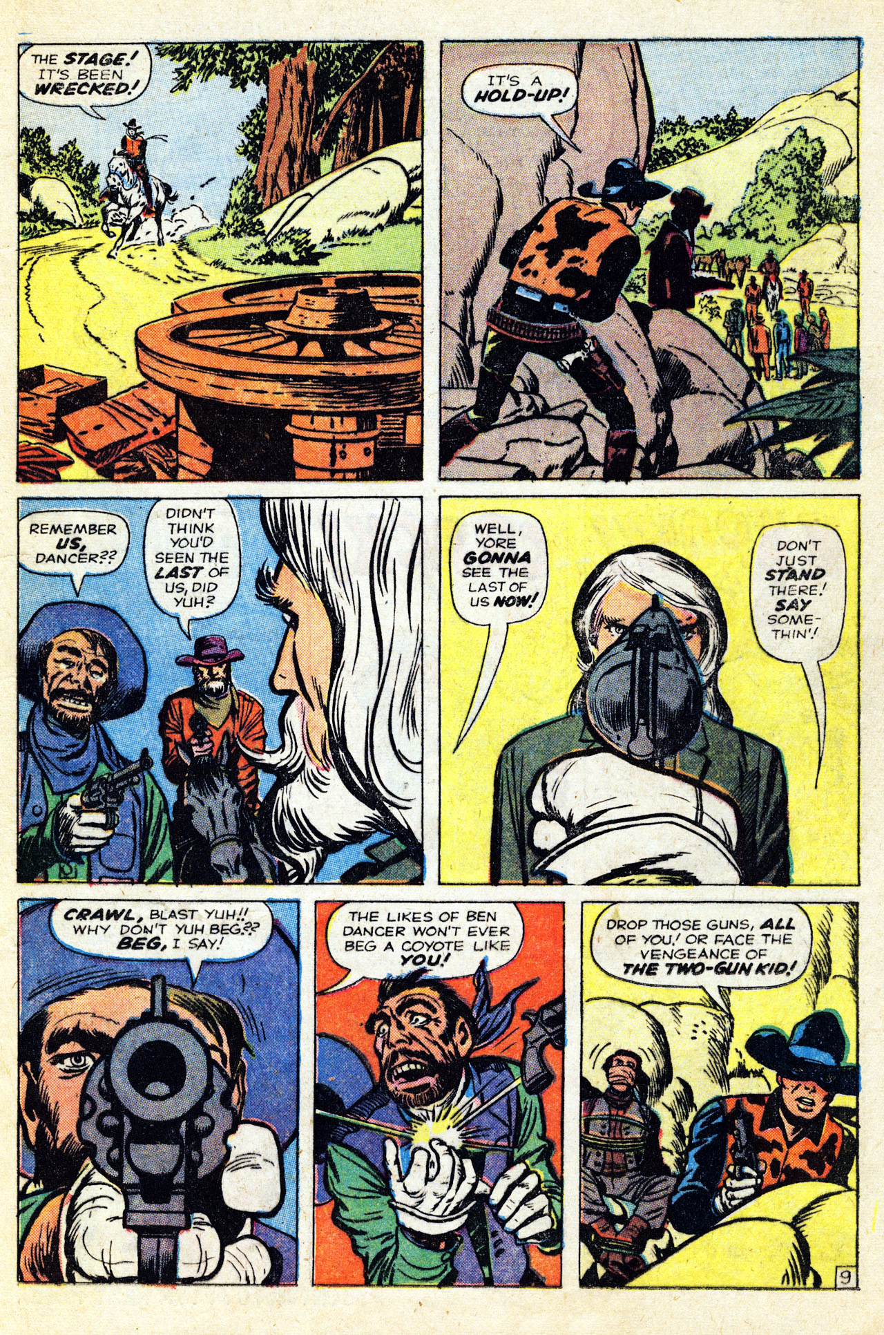Read online Two-Gun Kid comic -  Issue #60 - 13
