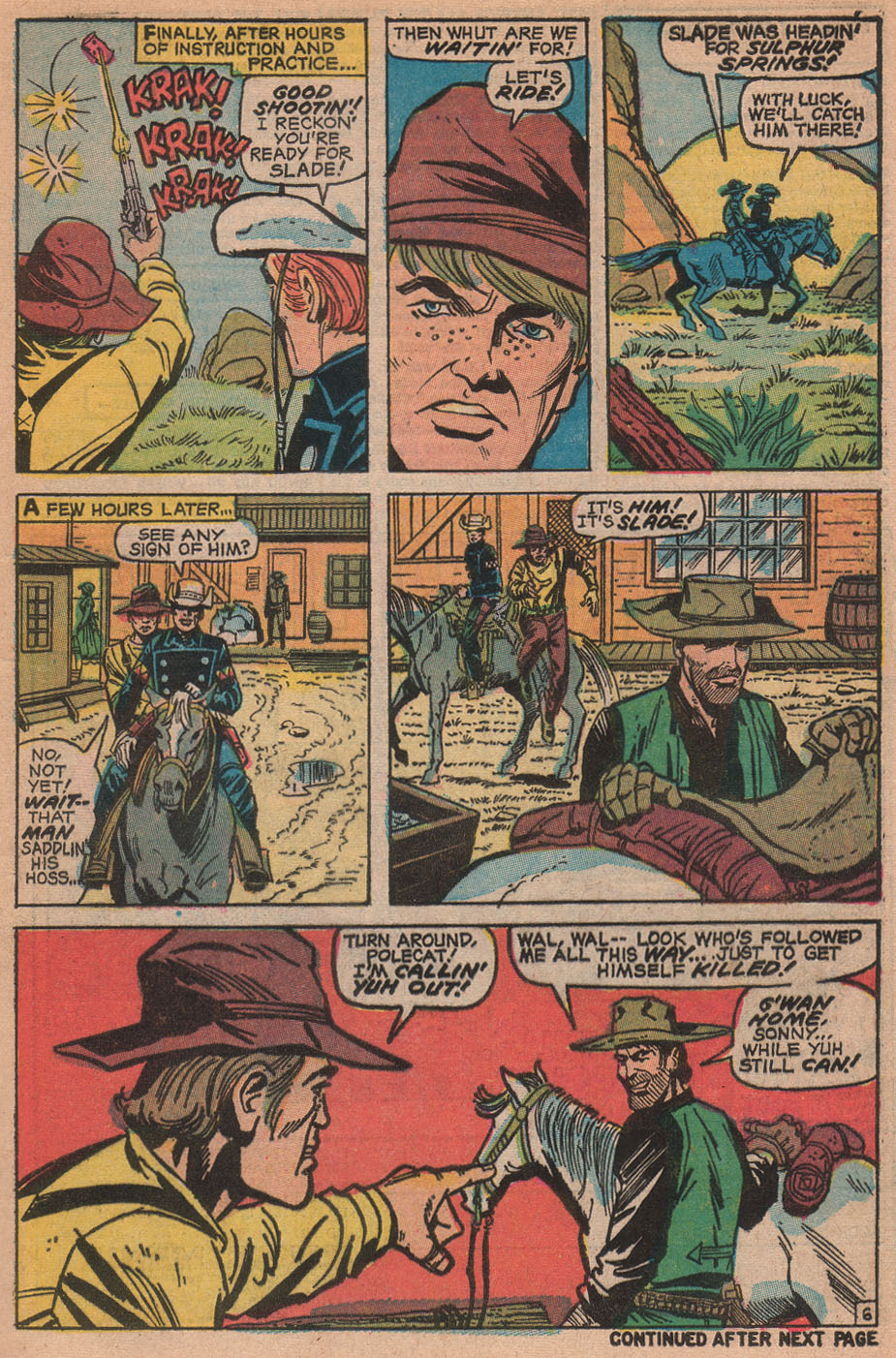 The Rawhide Kid (1955) issue 88 - Page 9