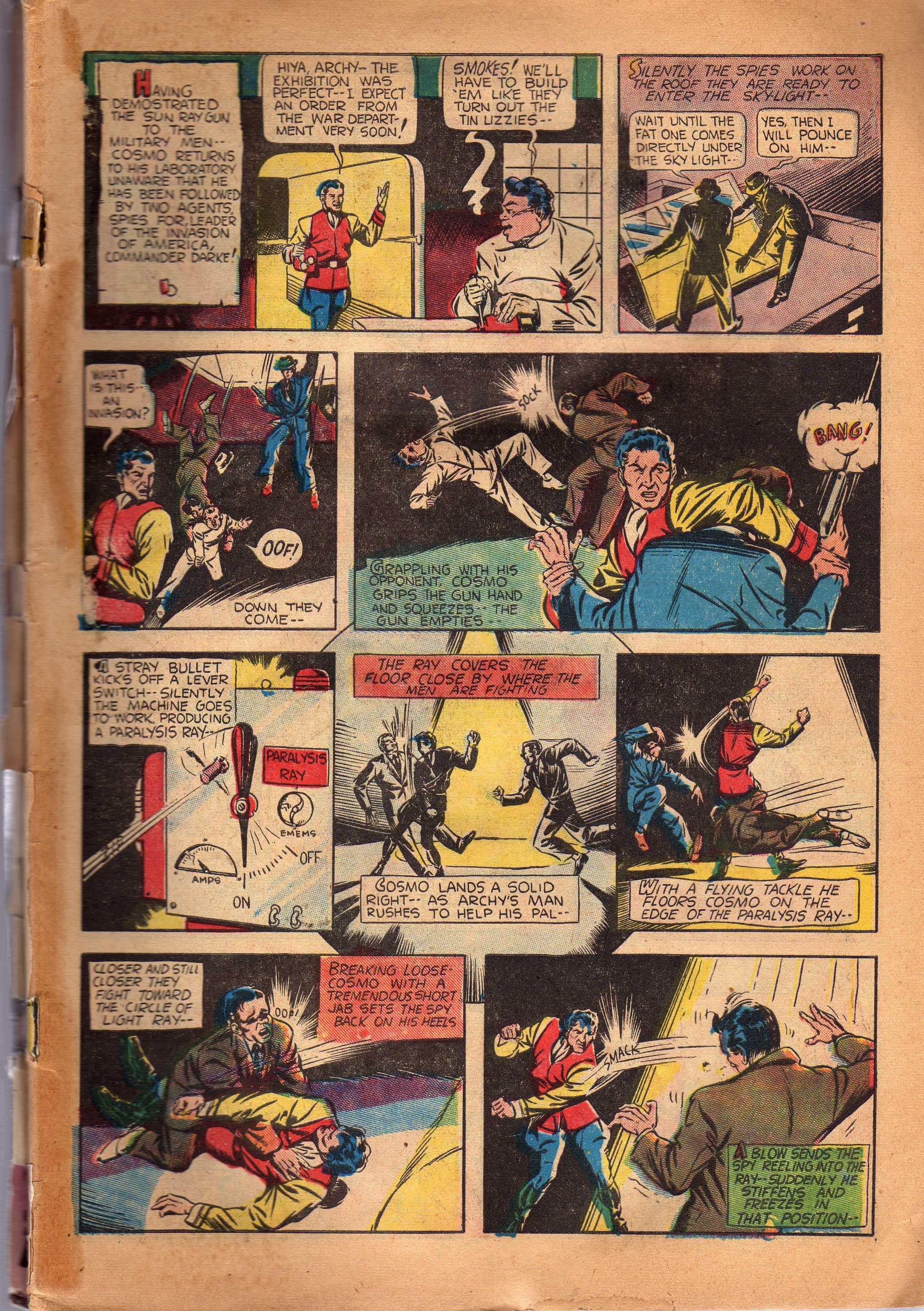 Bang-Up Comics issue 1 - Page 6