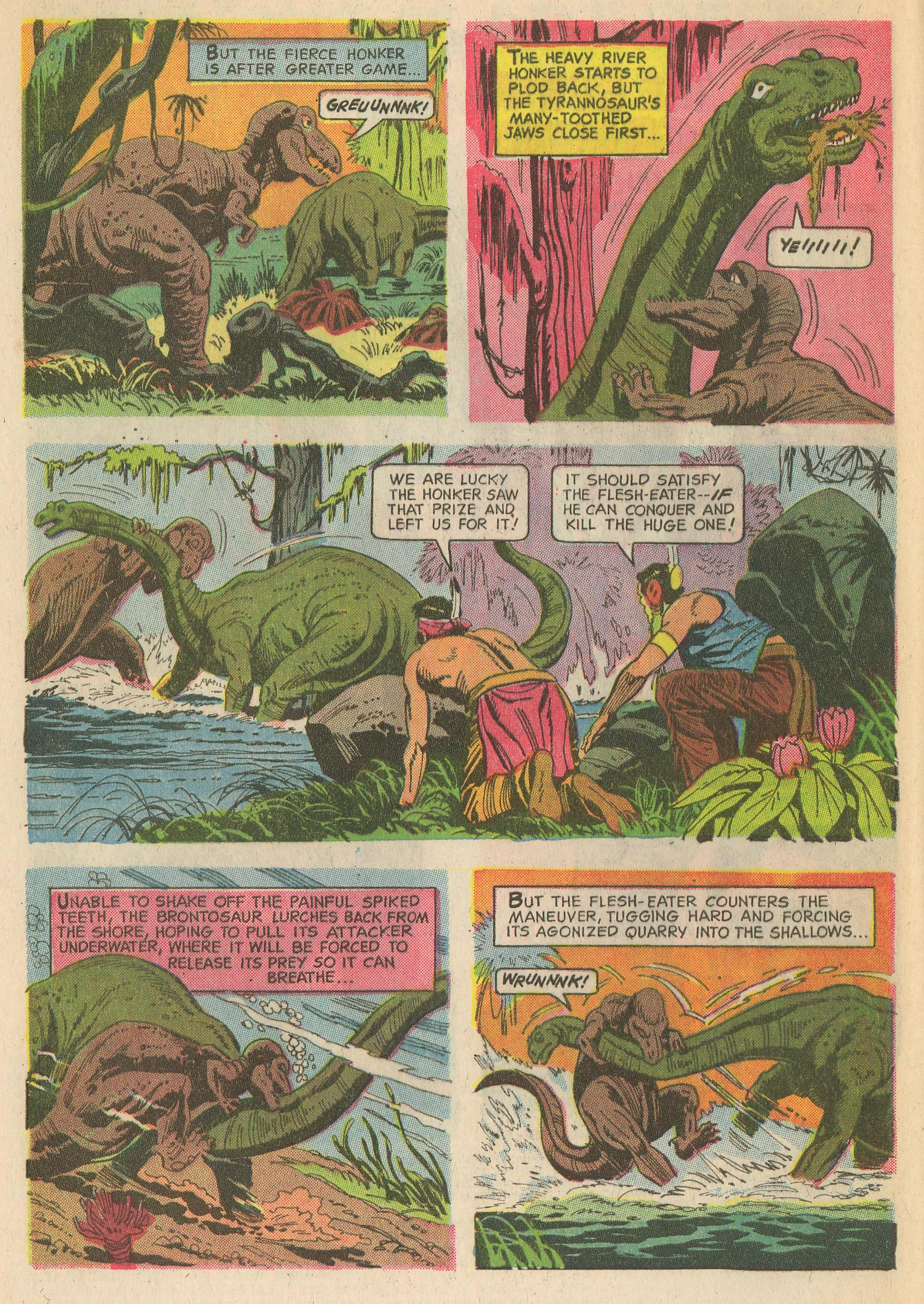 Read online Turok, Son of Stone comic -  Issue #65 - 4