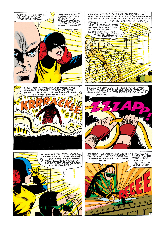 Uncanny X-Men (1963) 12 Page 9