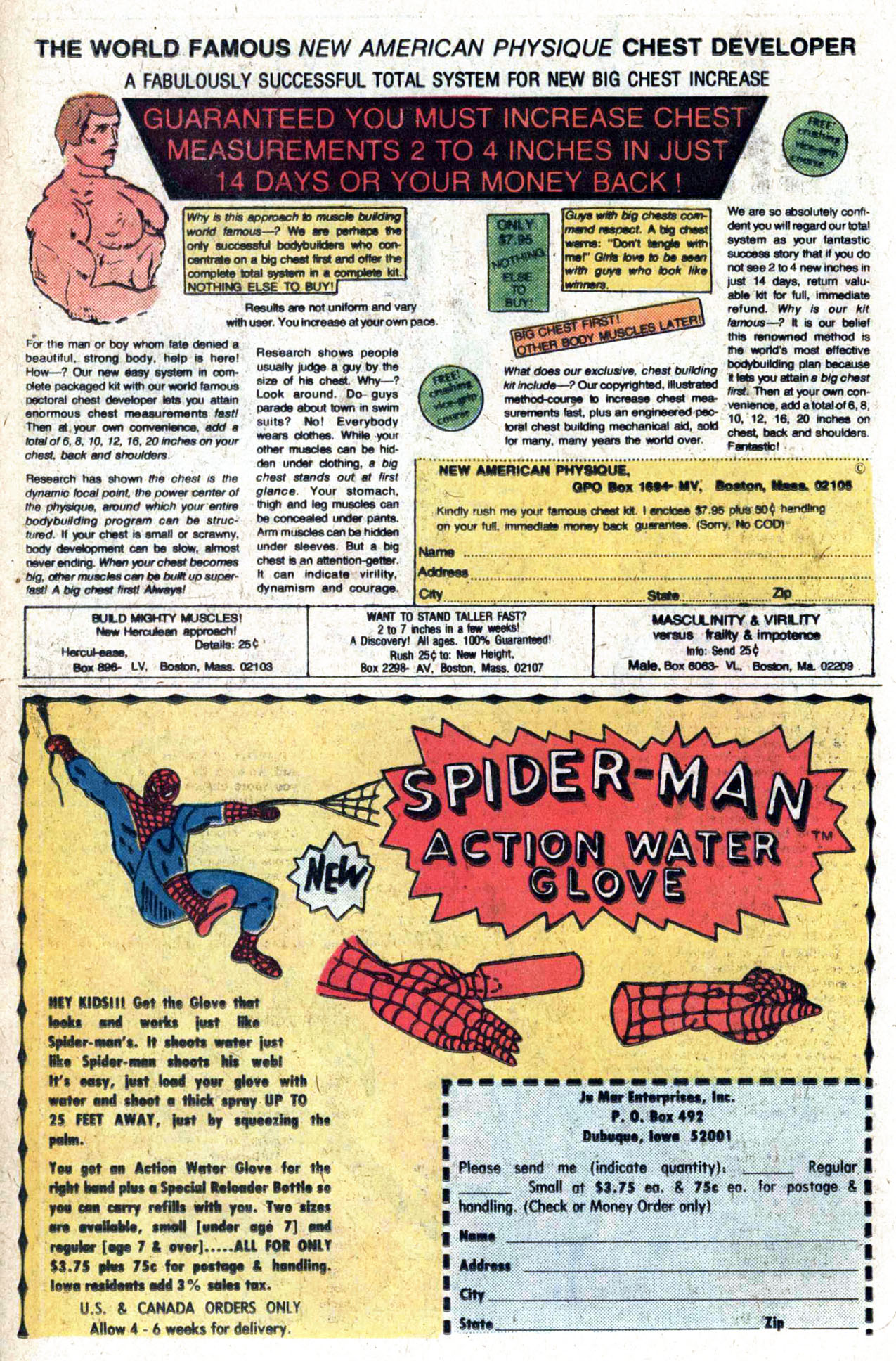 Read online Amazing Adventures (1970) comic -  Issue #38 - 6