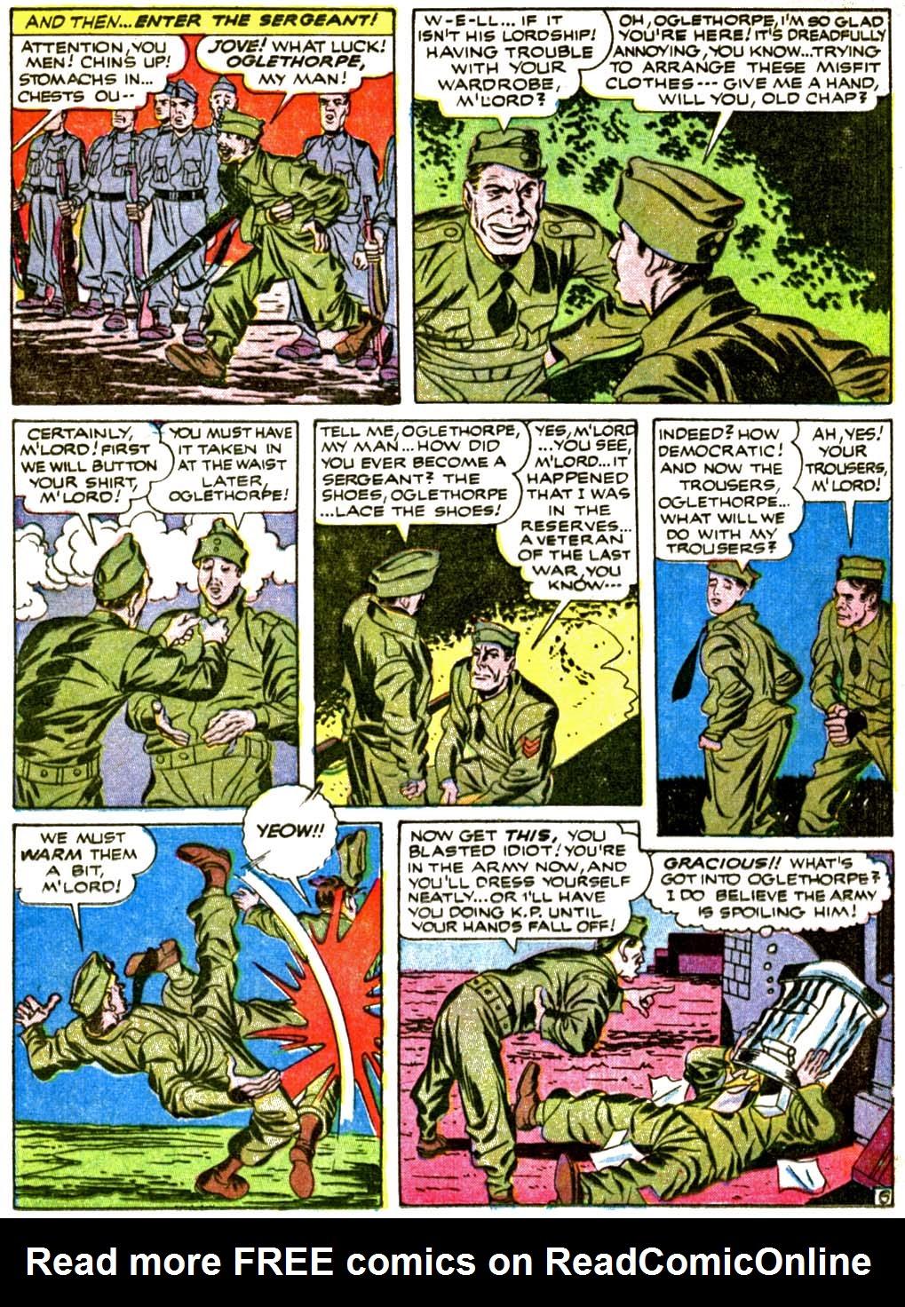 Boy Commandos issue 2 - Page 23