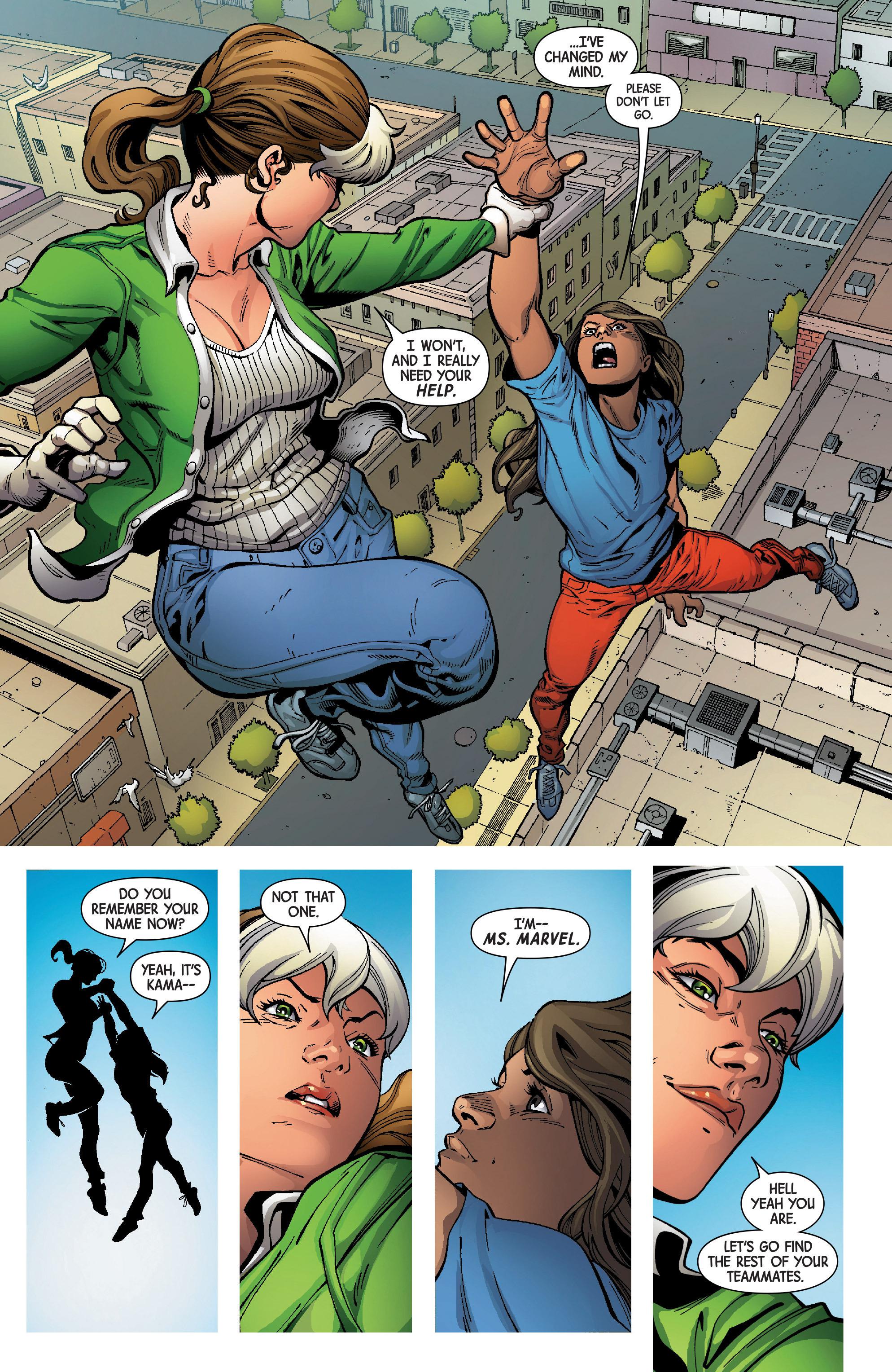 Read online Uncanny Avengers [II] comic -  Issue #8 - 14