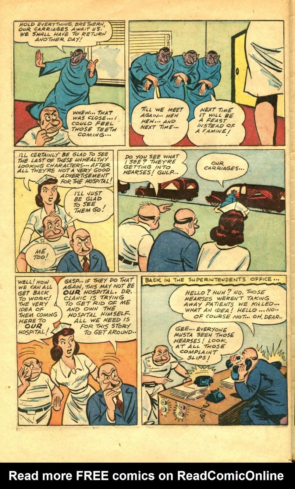 Read online Super-Magician Comics comic -  Issue #48 - 40