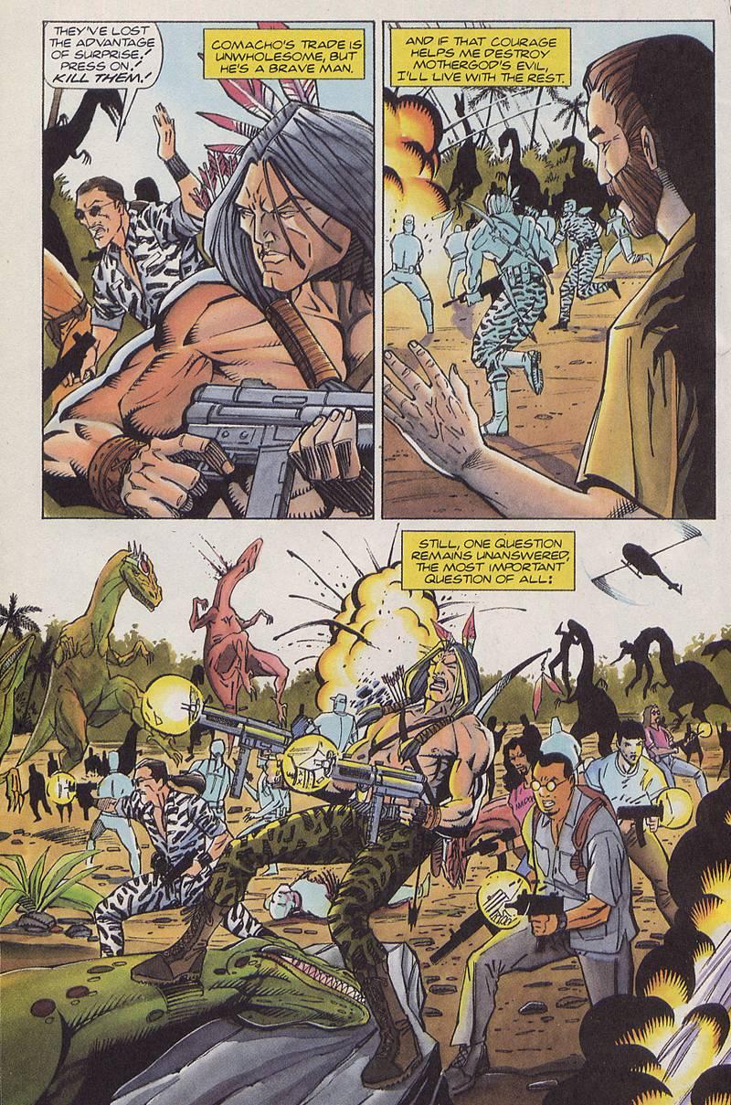 Read online Turok, Dinosaur Hunter (1993) comic -  Issue #3 - 13