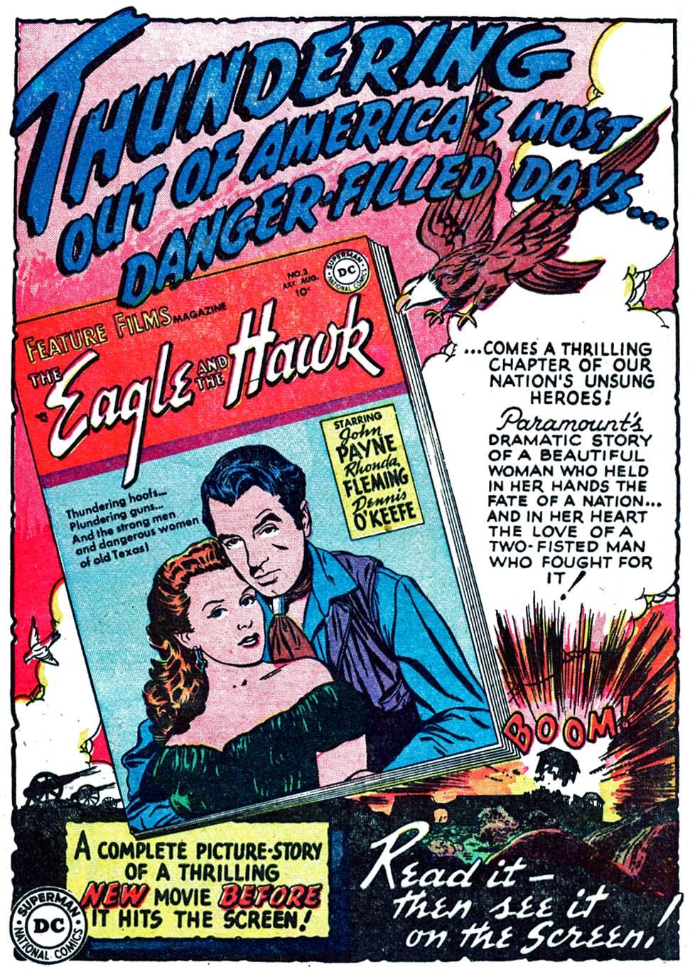 Comic Cavalcade issue 40 - Page 23