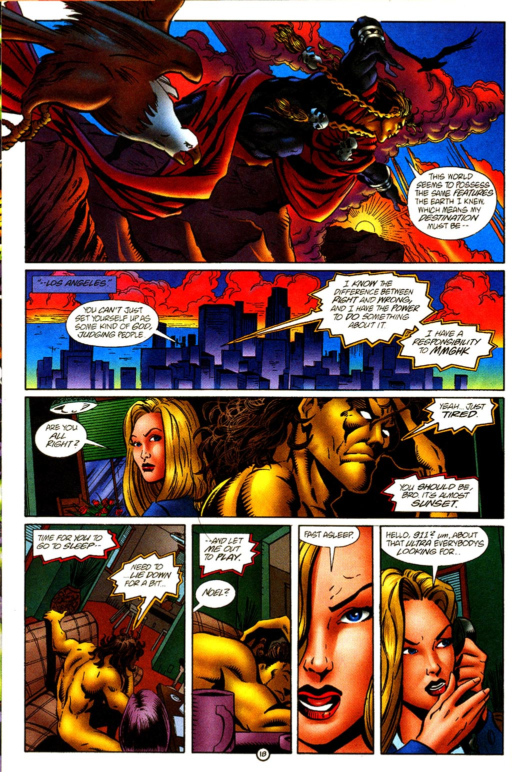 Read online Rune (1995) comic -  Issue #2 - 21