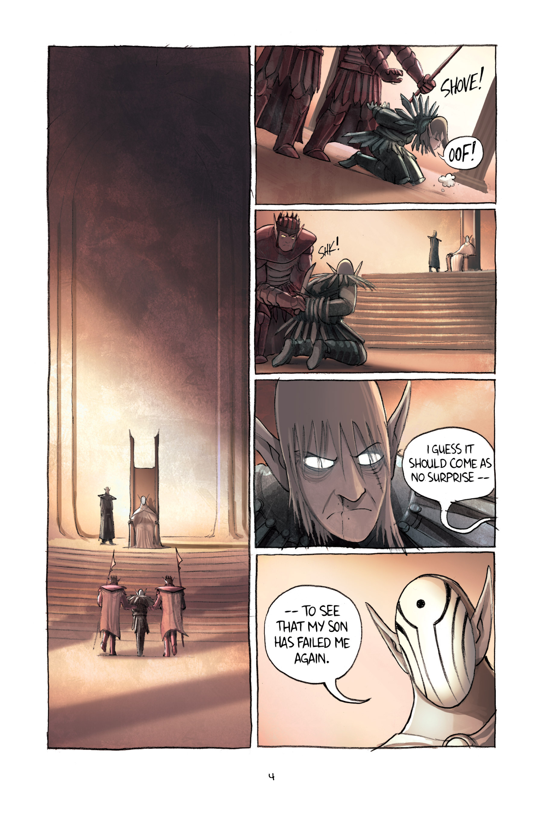 Read online Amulet comic -  Issue #2 - 7