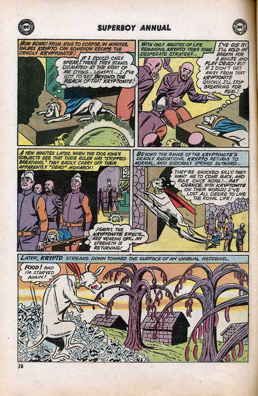 Superboy (1949) issue Annual 1 - Page 80