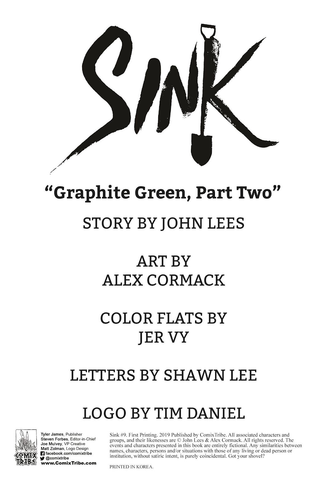Sink issue 9 - Page 6