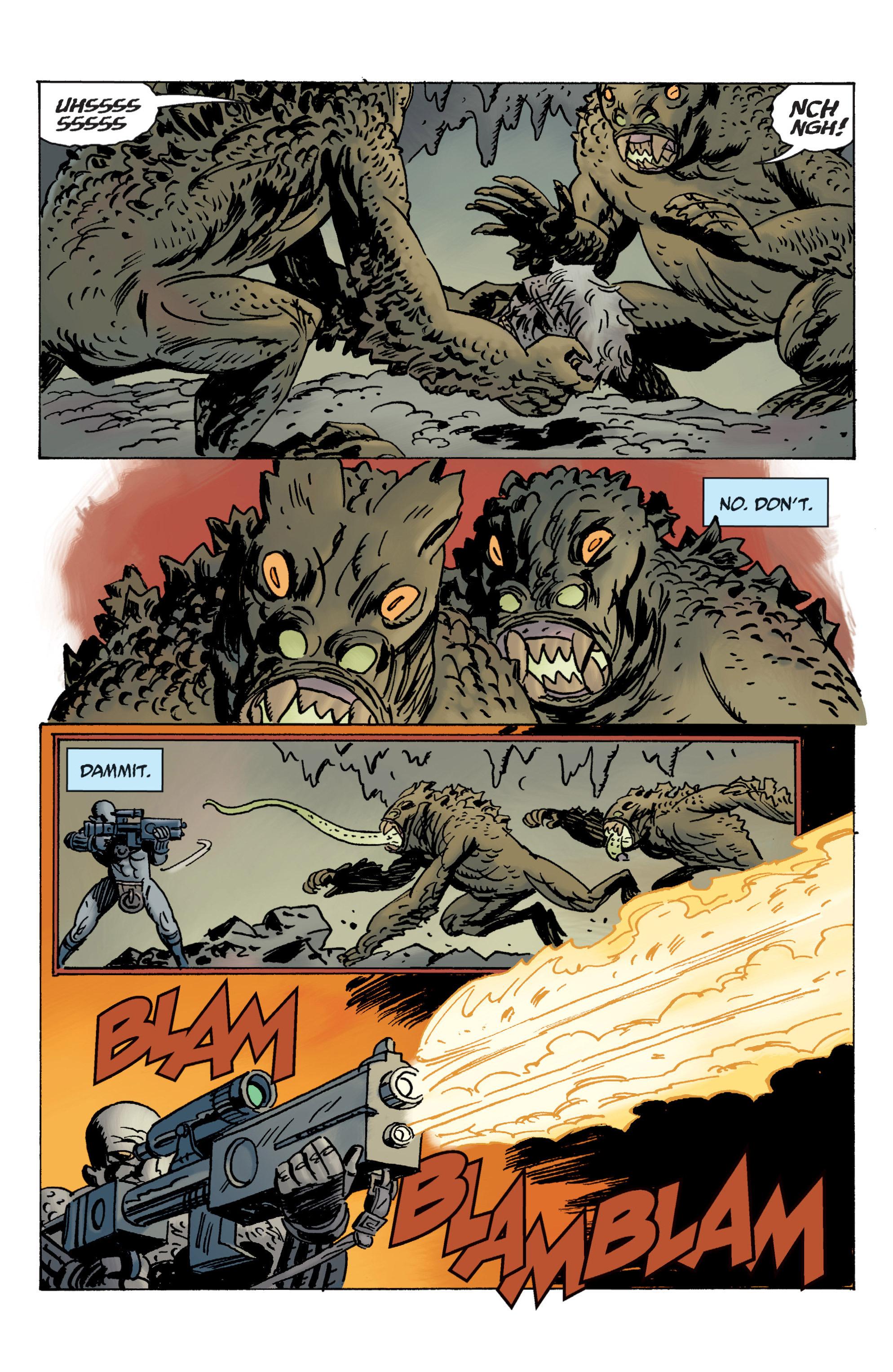 Read online B.P.R.D. (2003) comic -  Issue # TPB 12 - 29