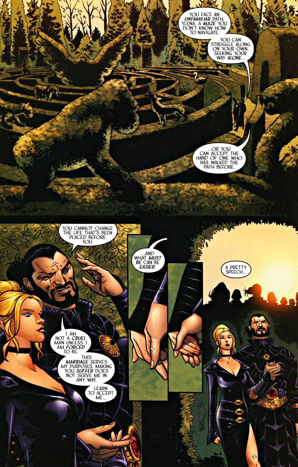 Read online Scion comic -  Issue #37 - 13