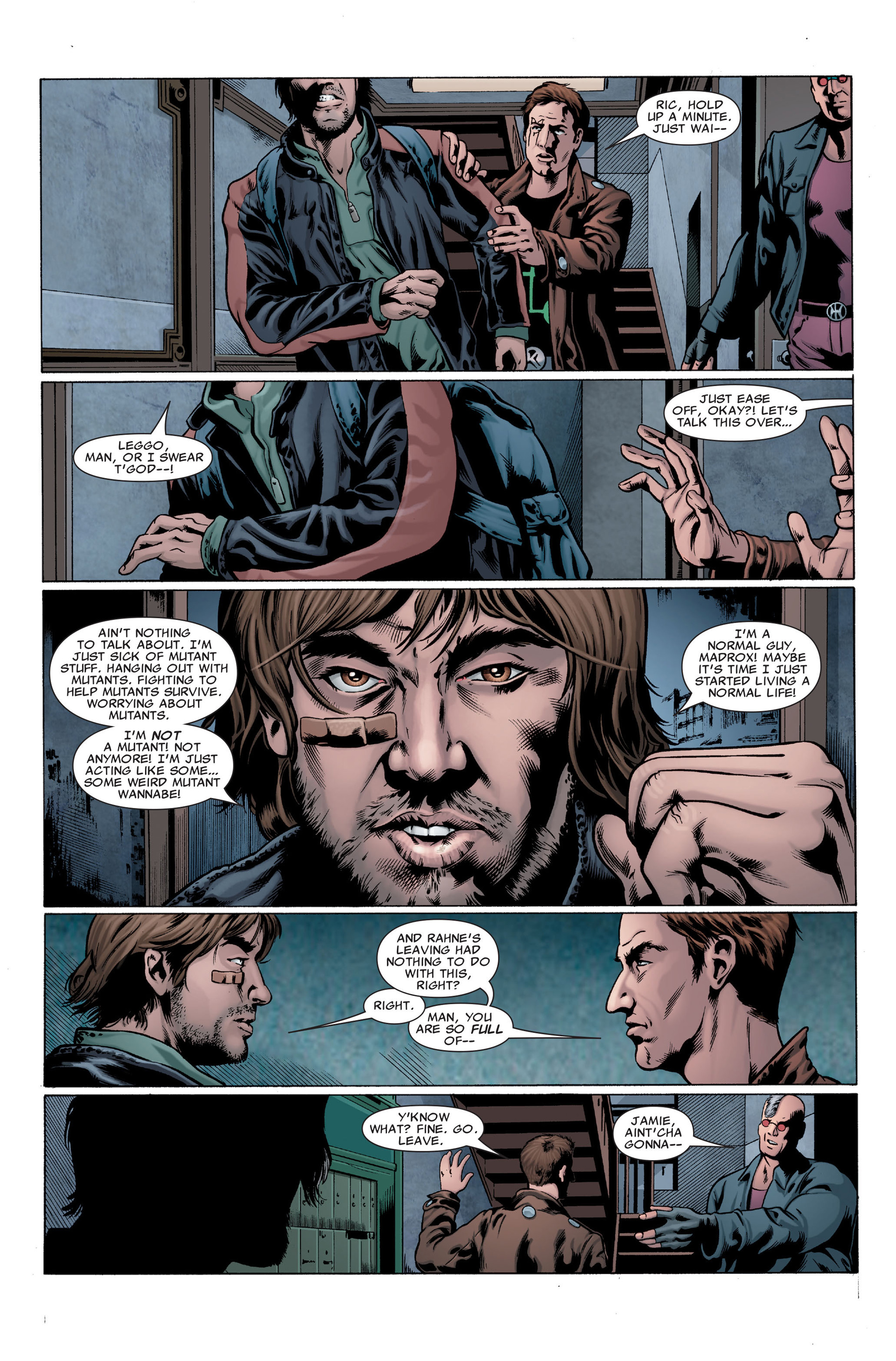 Read online X-Factor (2006) comic -  Issue #29 - 9