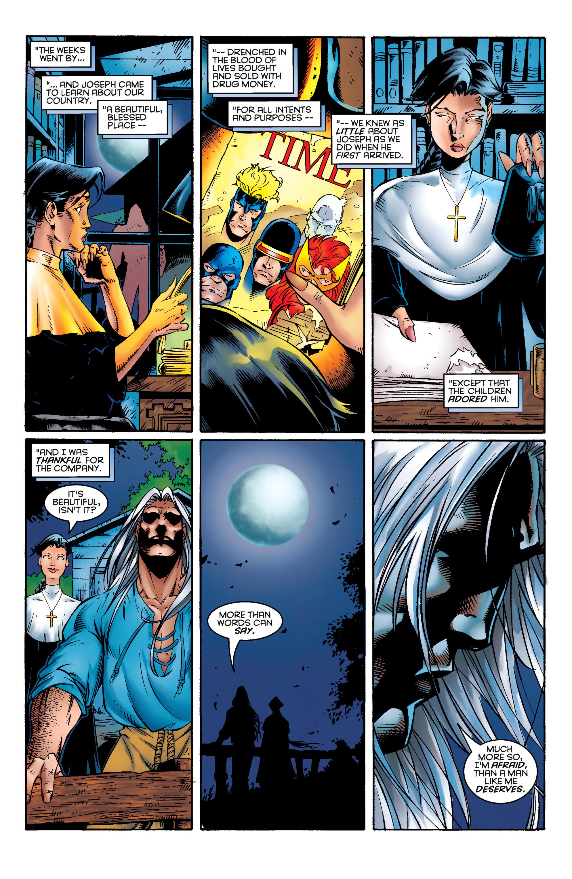 Read online Uncanny X-Men (1963) comic -  Issue #327 - 11
